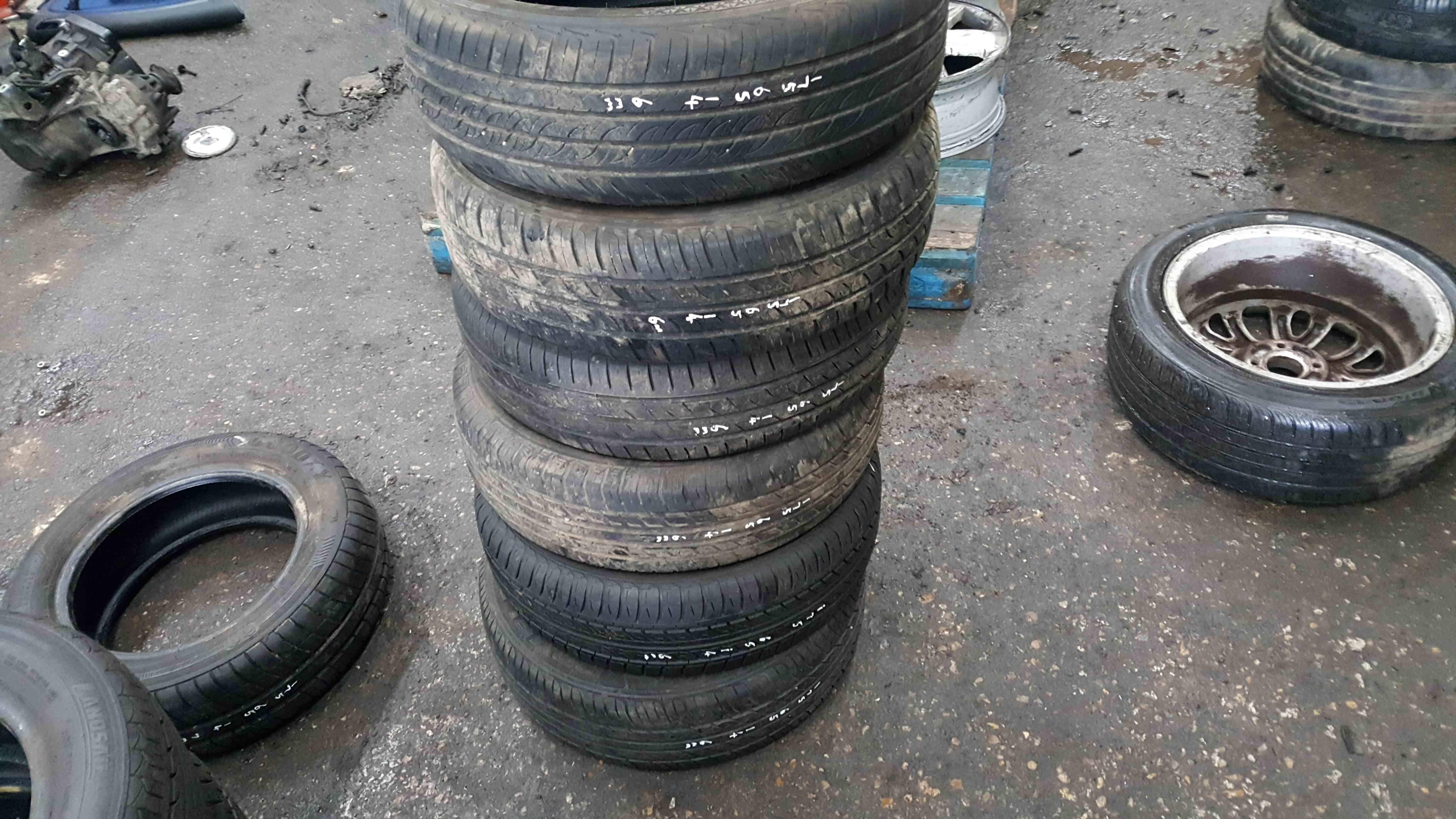 Part Worn Tyre 175 65 14 6mm Tread