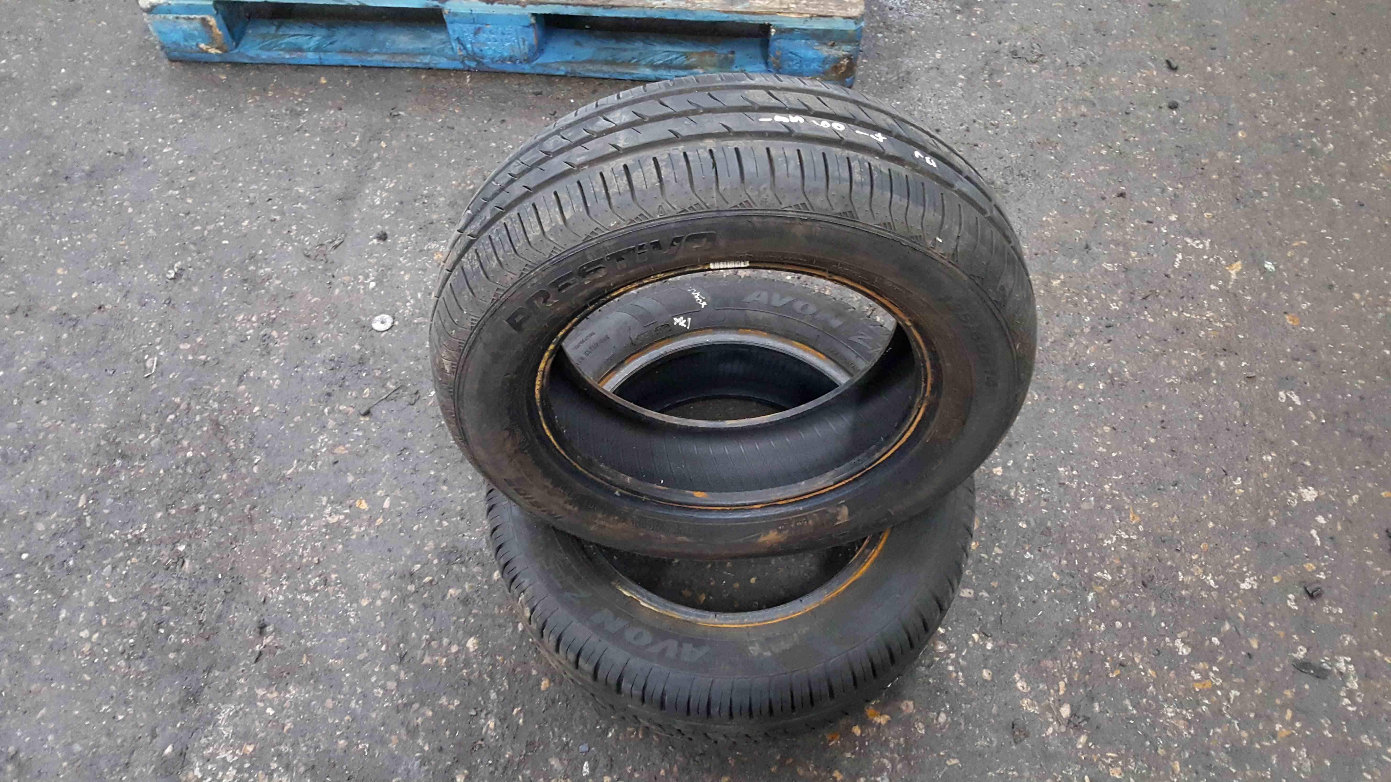 Part Worn Tyre 185 60 14 7mm Tread