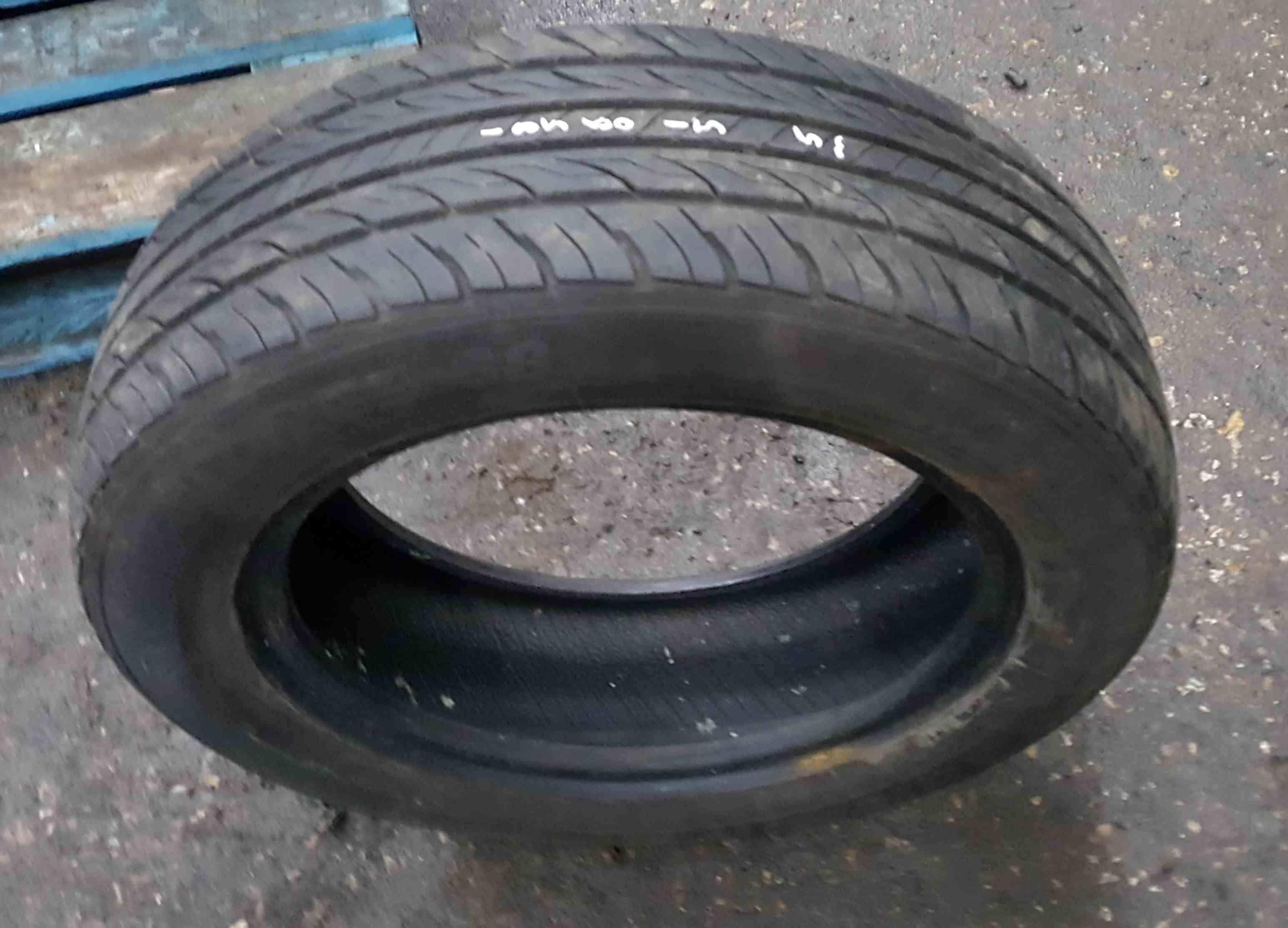 Part Worn Tyre 185 60 15 5mm Tread X1