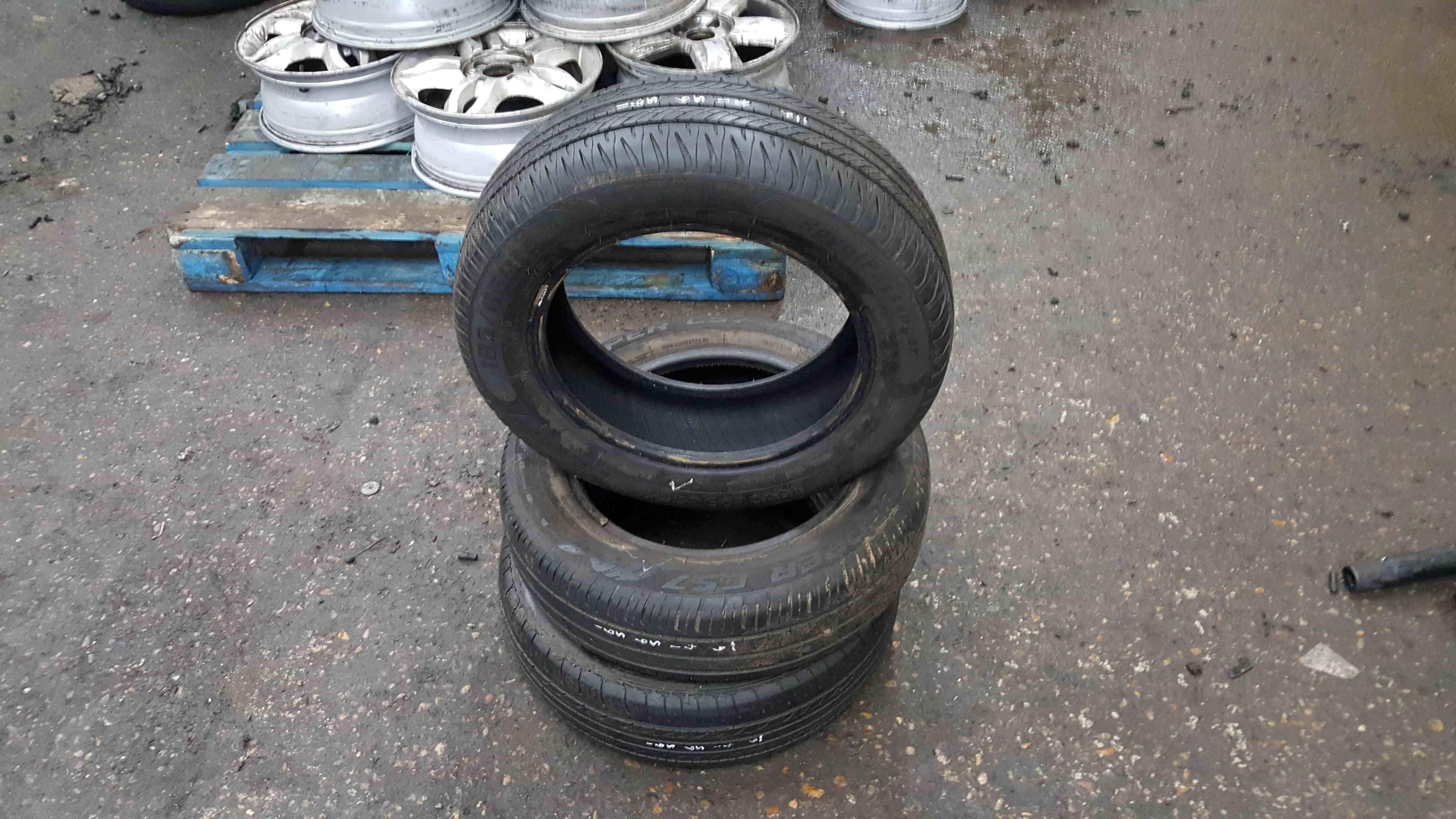 Part Worn Tyre 195 65 14 6mm Tread X1