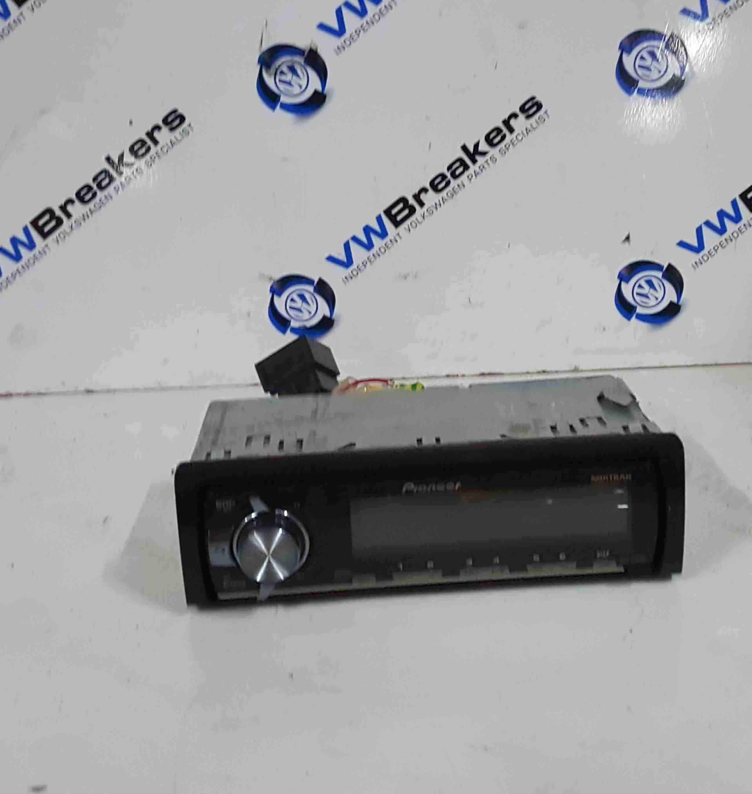 Pioneer MVHX5660BT CD Player Radio MVHX566BT