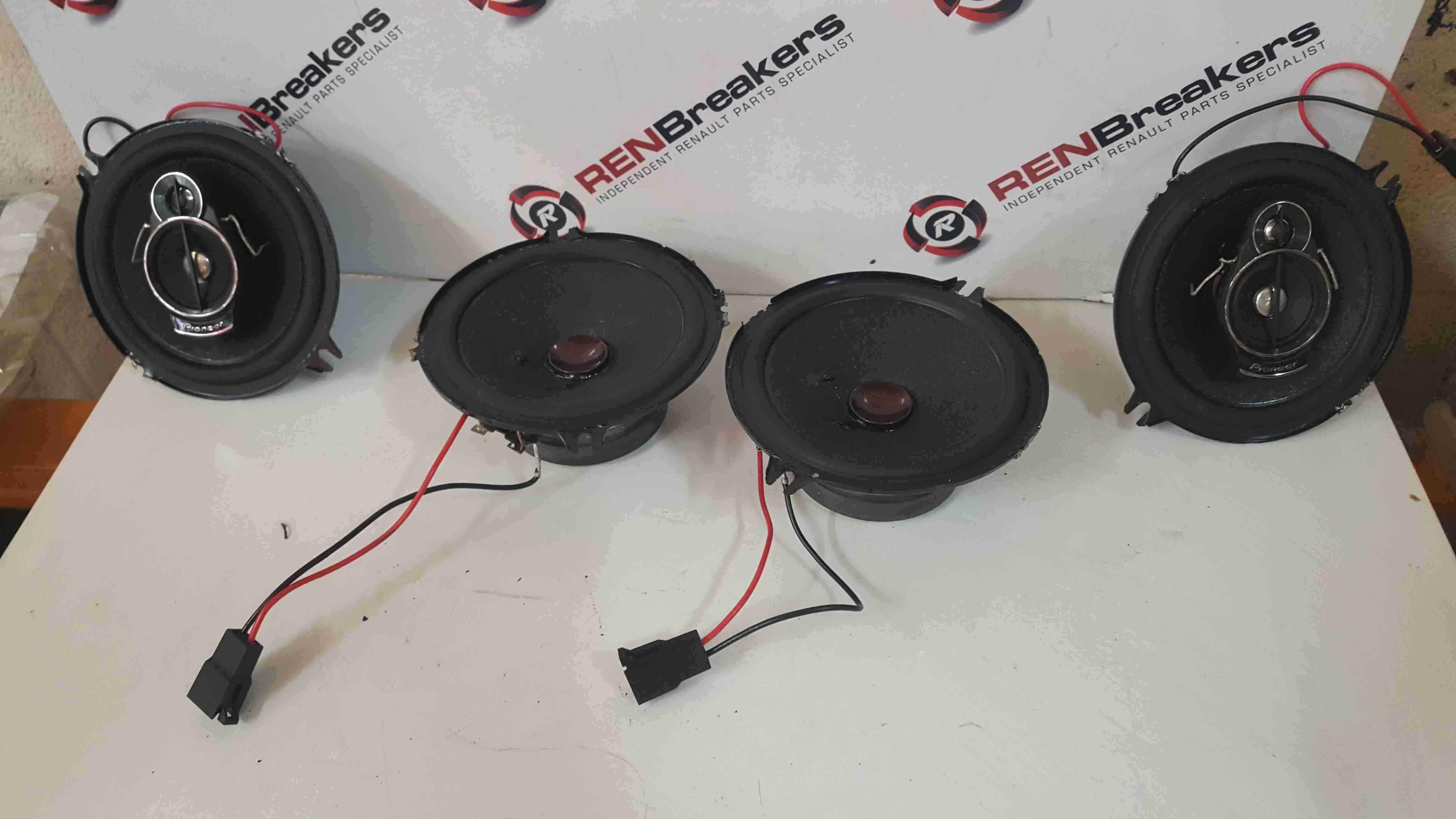 Pioneer Speakers Set X4 TSA133CI