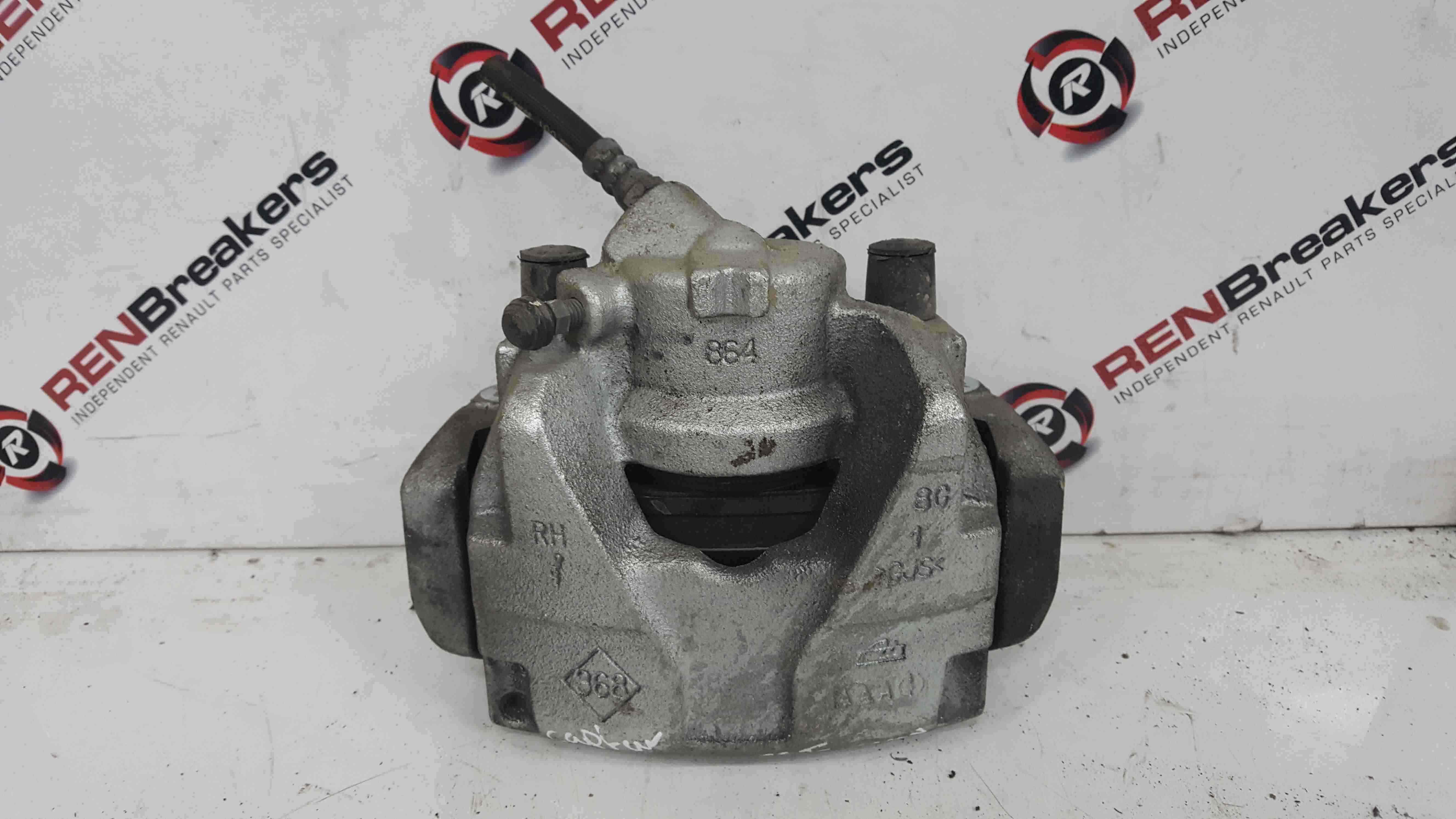 Renault Captur 2019-2021 1.3 TCe Drivers OSF Front Brake Caliper
