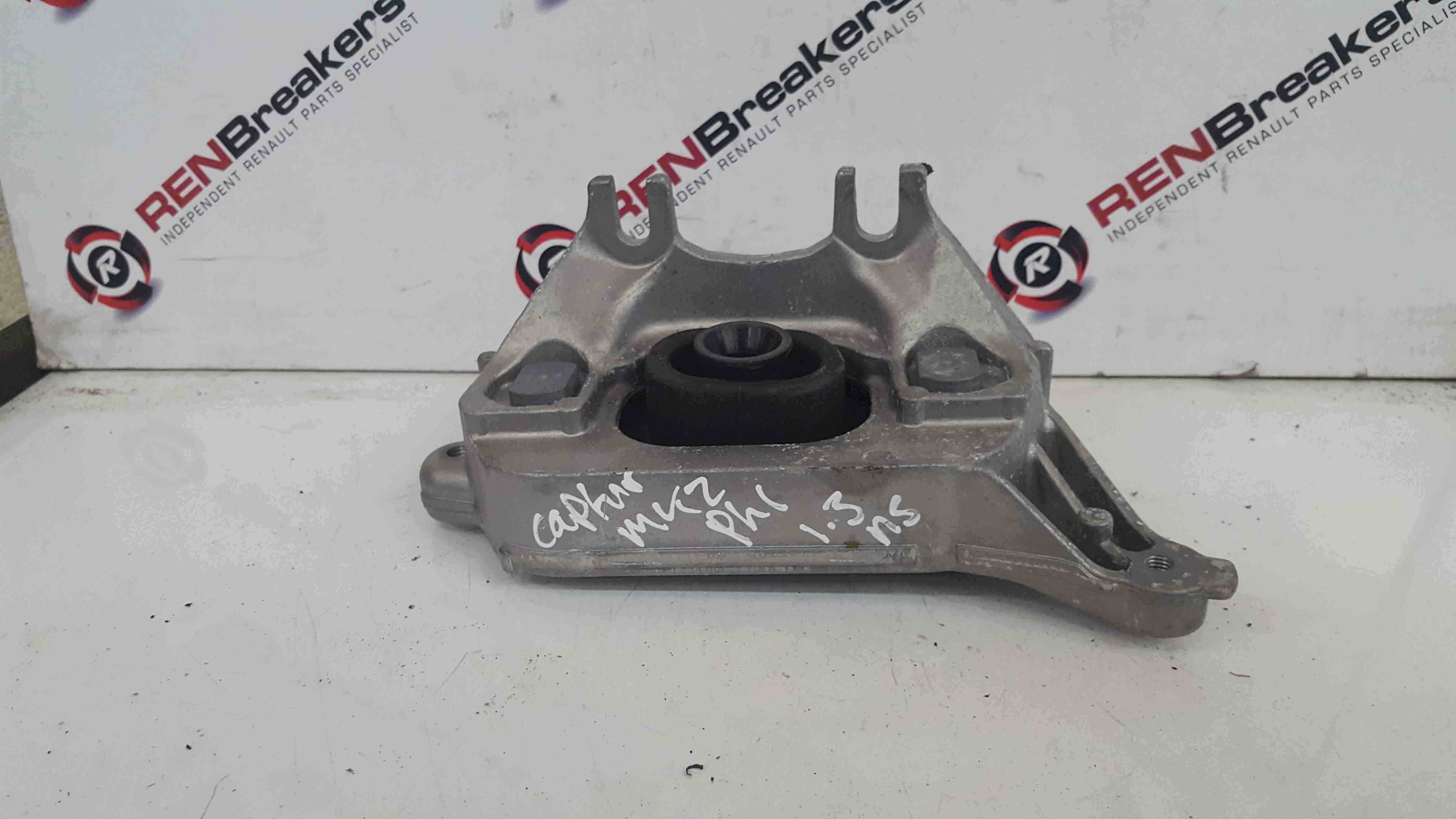 Renault Captur 2019-2021 1.3 TCe Engine Mount Bracket 112536909R