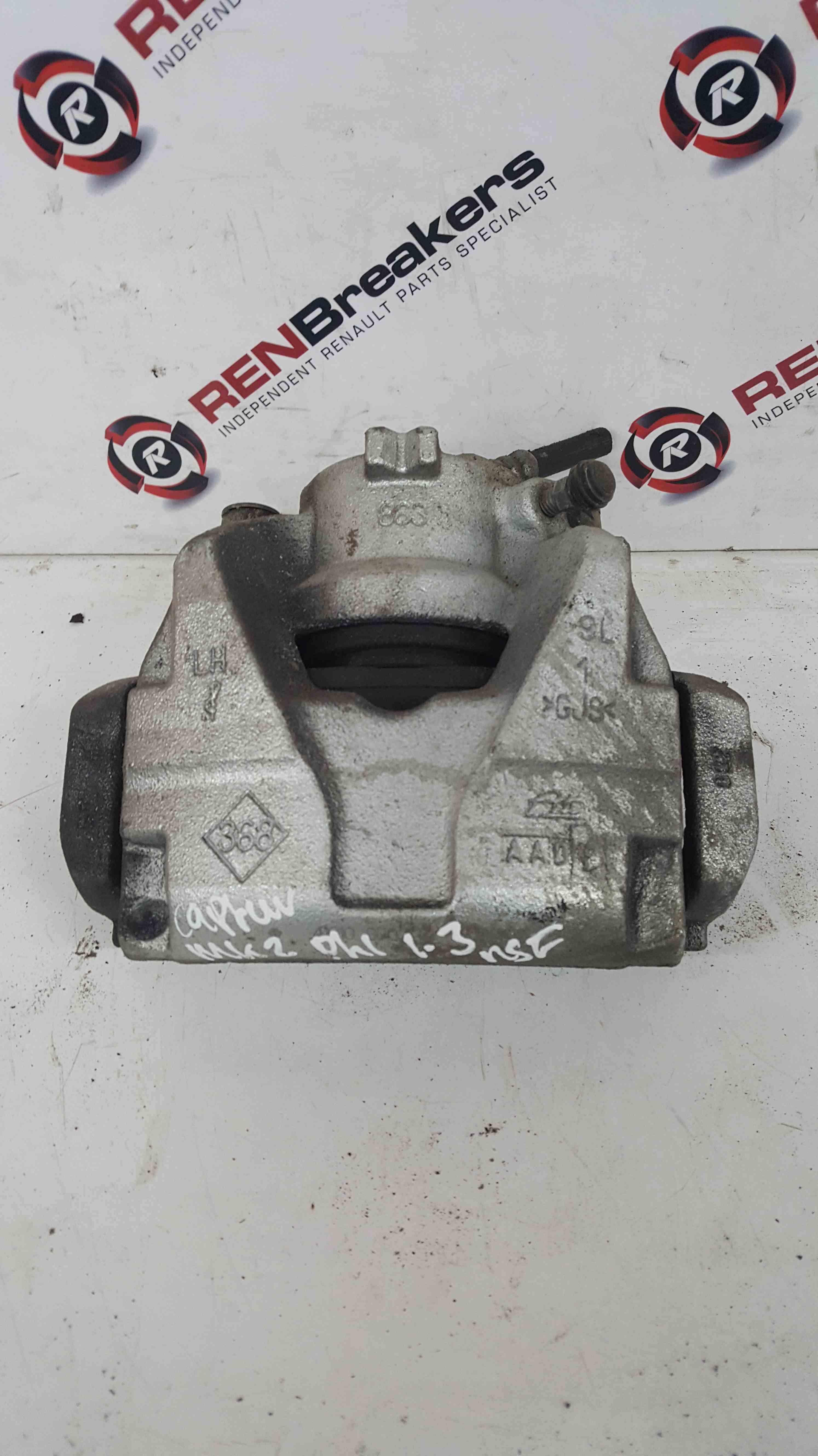 Renault Captur 2019-2021 1.3 TCe Passenger NSF Front Brake Caliper