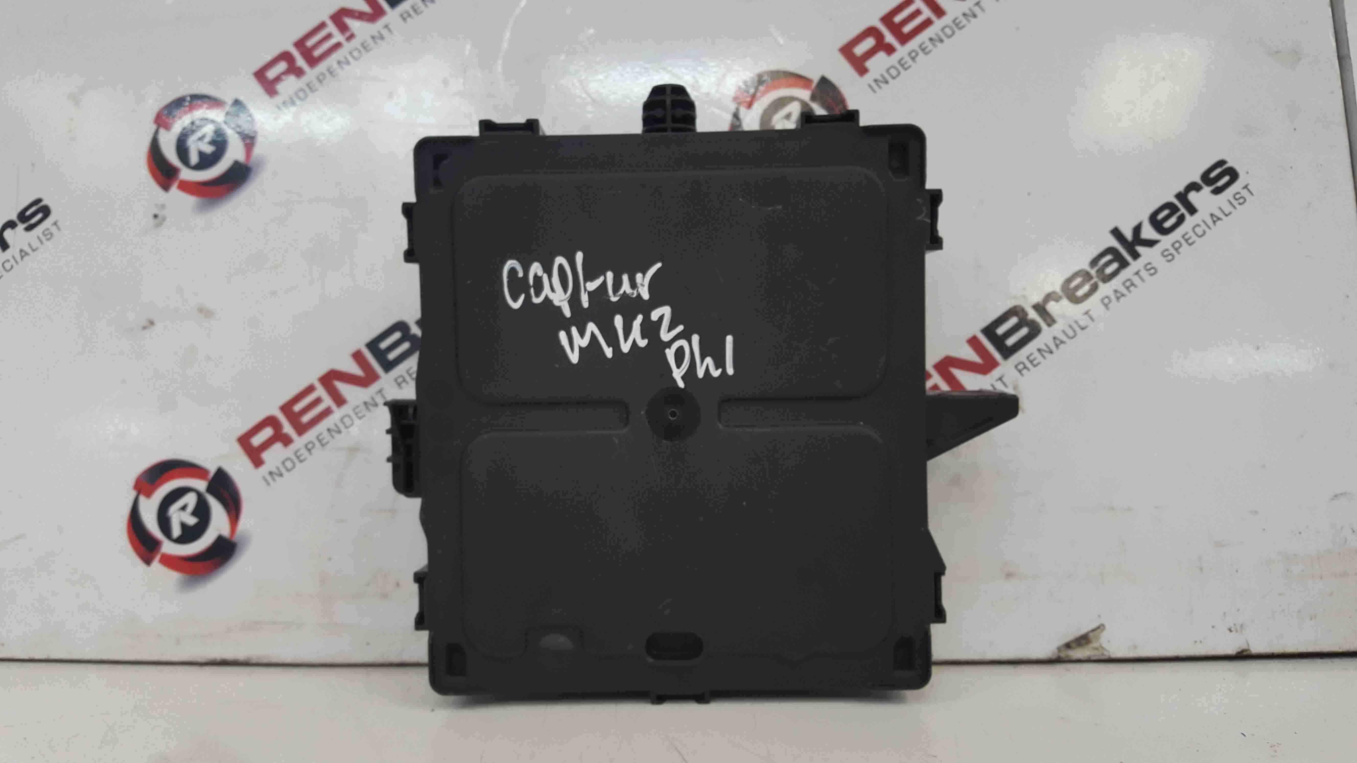 Renault Captur 2019-2021 Body Control Module BCM 284B13925R