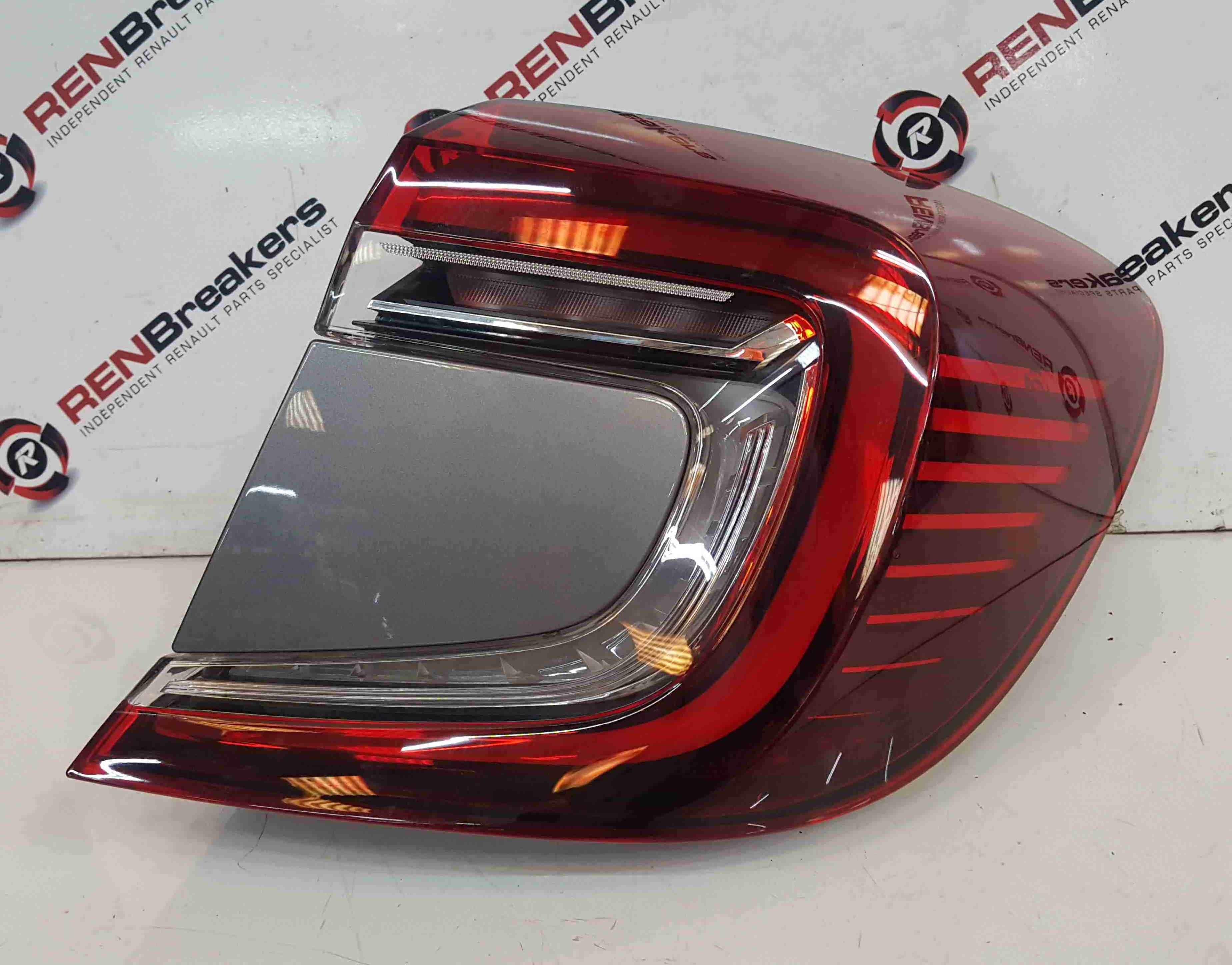 Renault Captur 2019-2021 Drivers OSR Rear Light 265504427R
