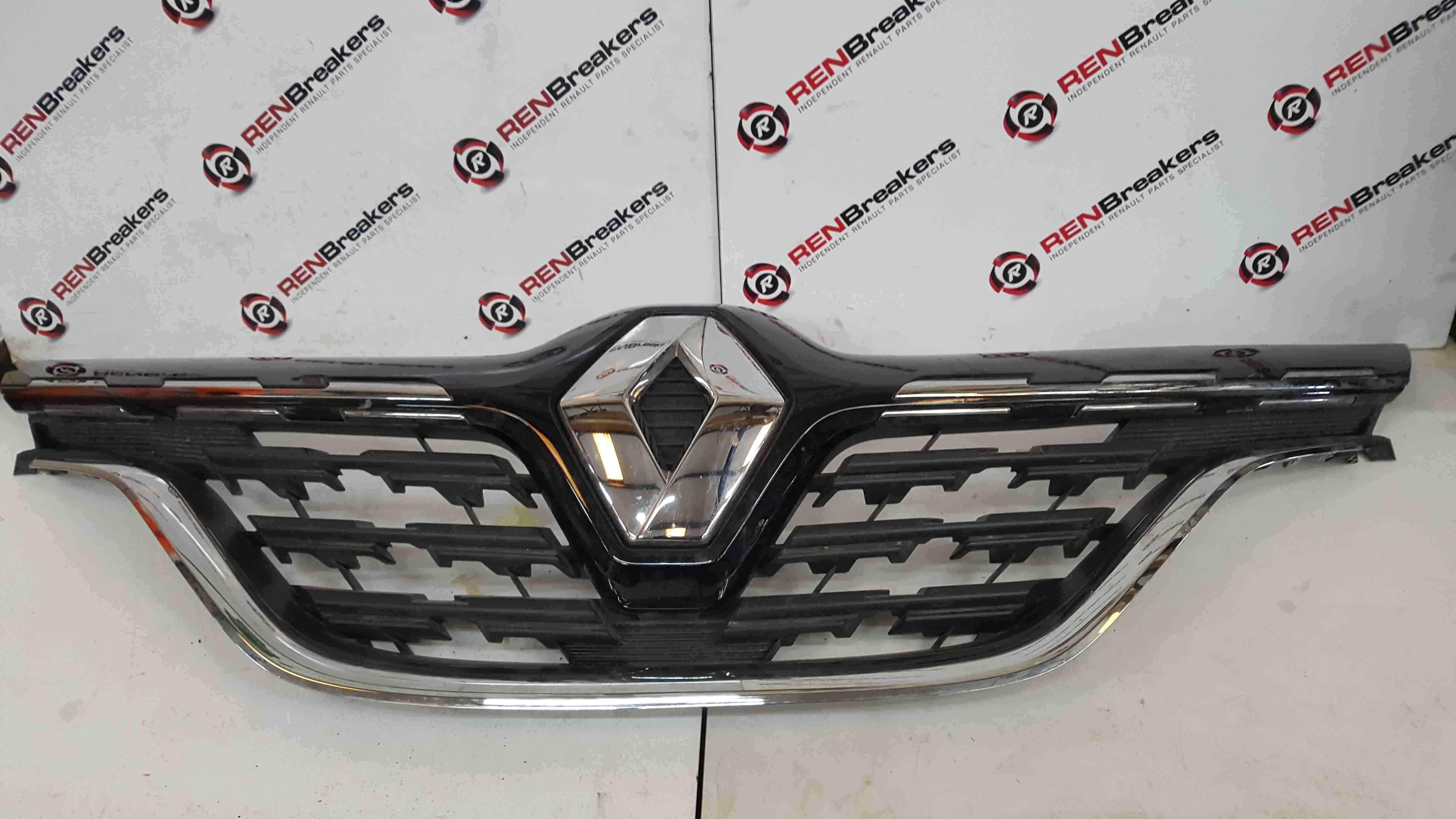 Renault Captur 2019-2021 Front Bumper Grill Insert Badge 623105565R