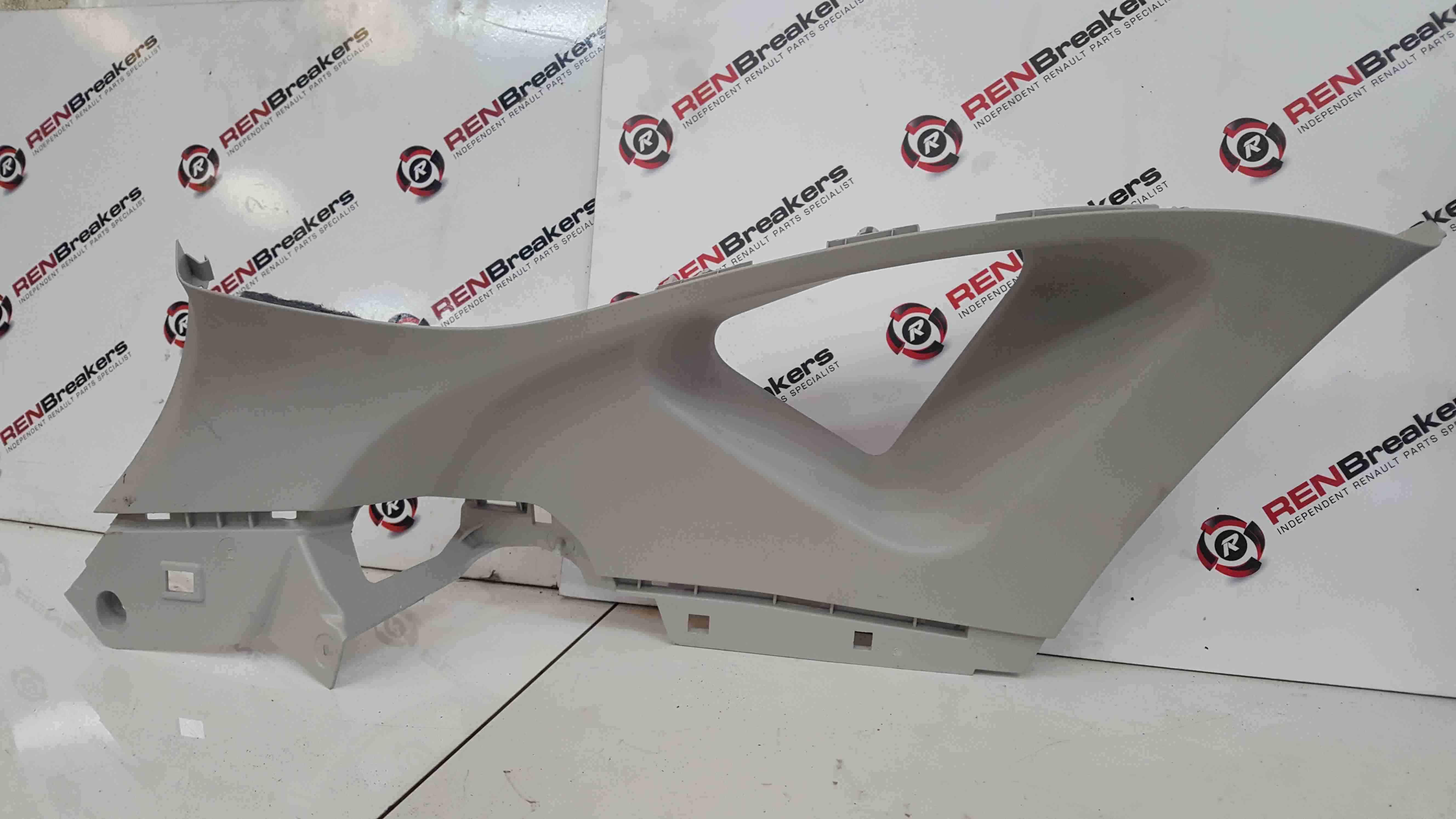 Renault Captur 2019-2021 Passenger NSR Rear Trim Plastic Light 769325254R