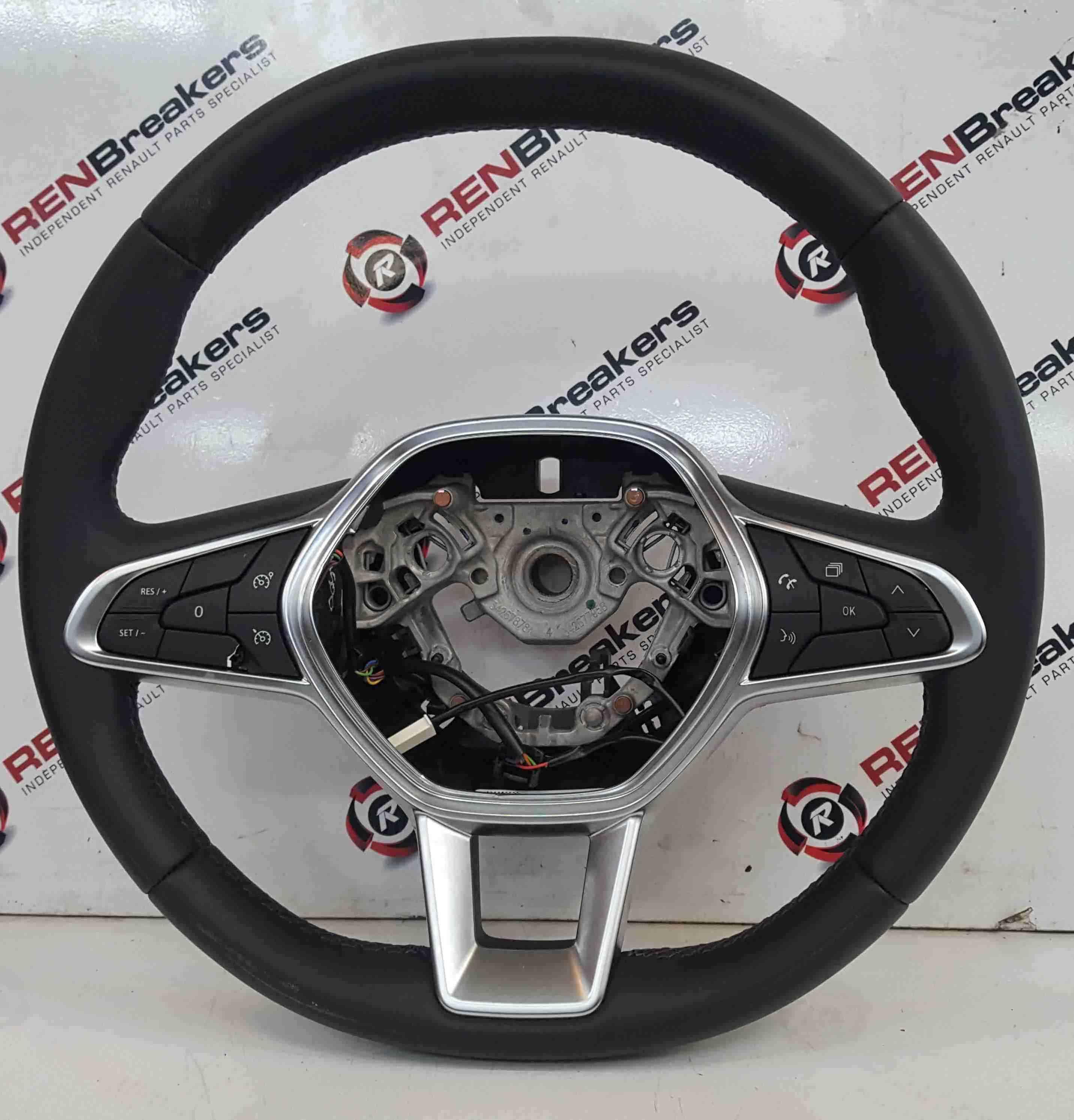 Renault Captur 2019-2021 Steering Wheel Multifunction 484002607R