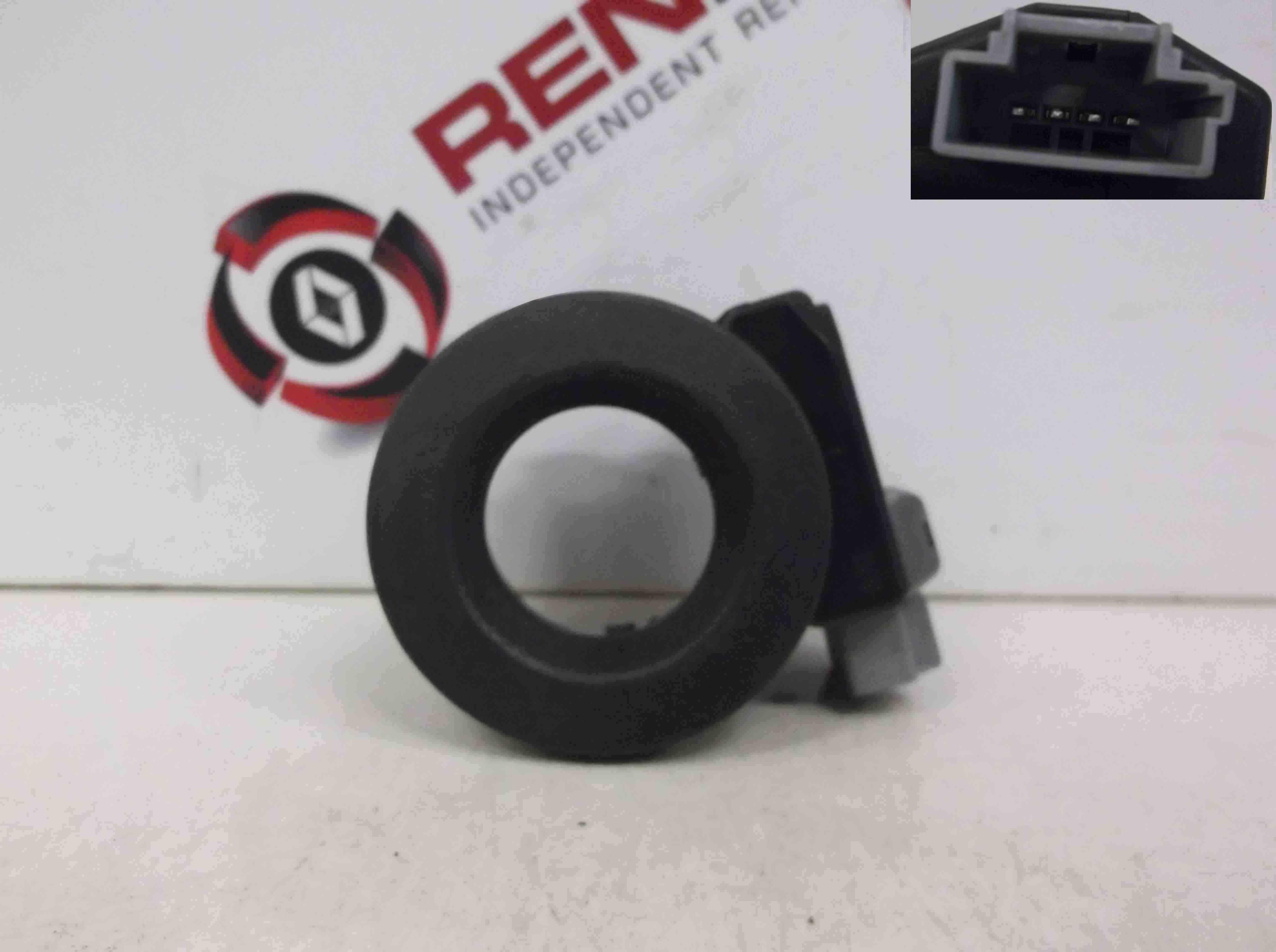Renault Clio + Kangoo Master 1998-2006 Ignition Barrel Transponder Unit Key Ring
