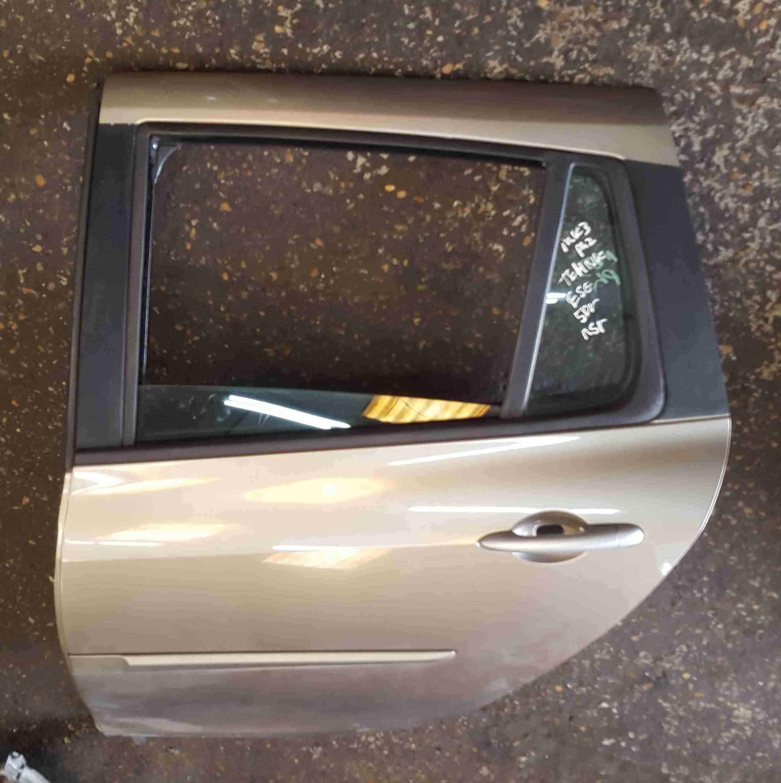 Renault Clio Estate MK3 2005-2012 Passenger NSR Rear Door Gold Beige TEHNK