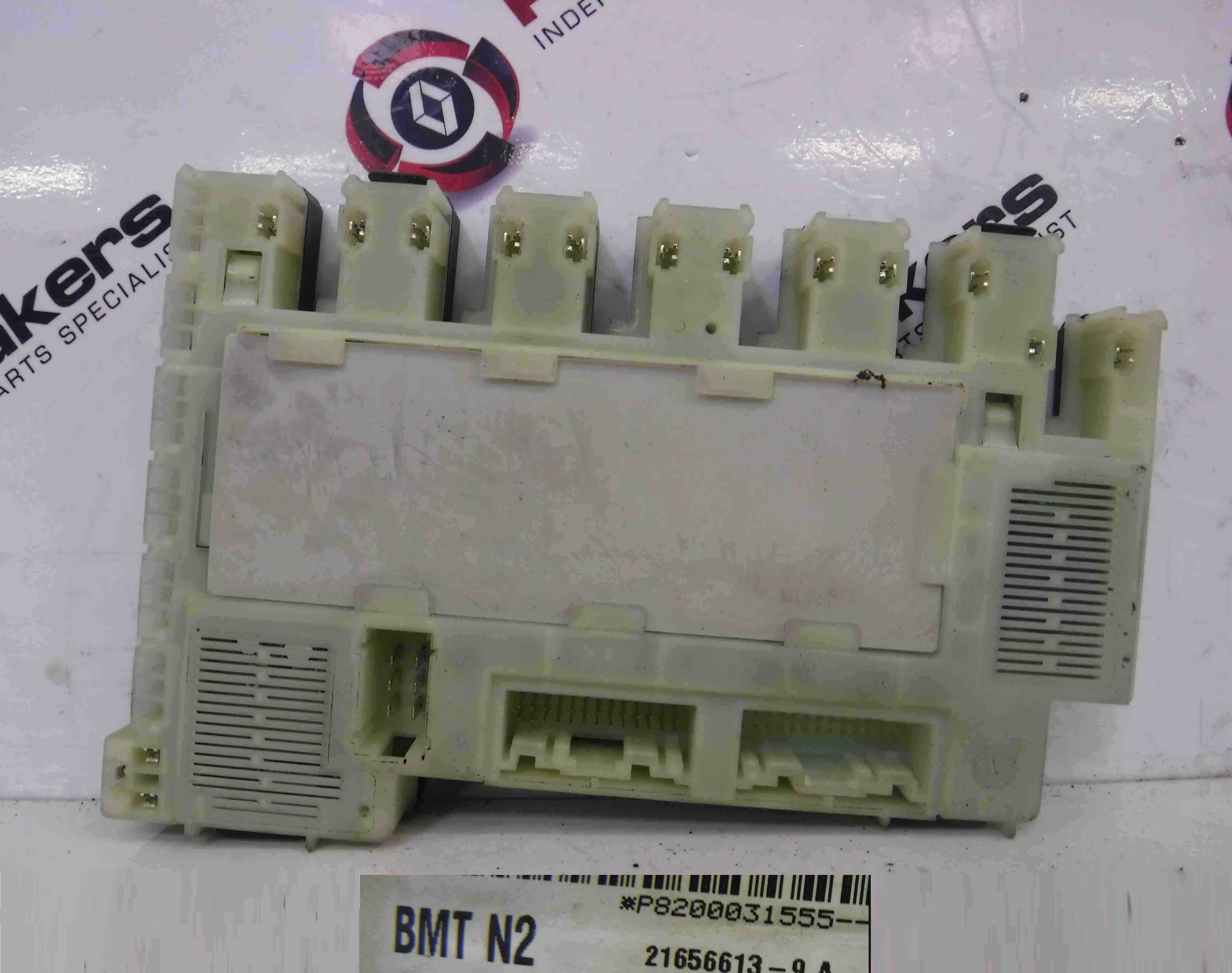 Renault Clio Fuse Box Location