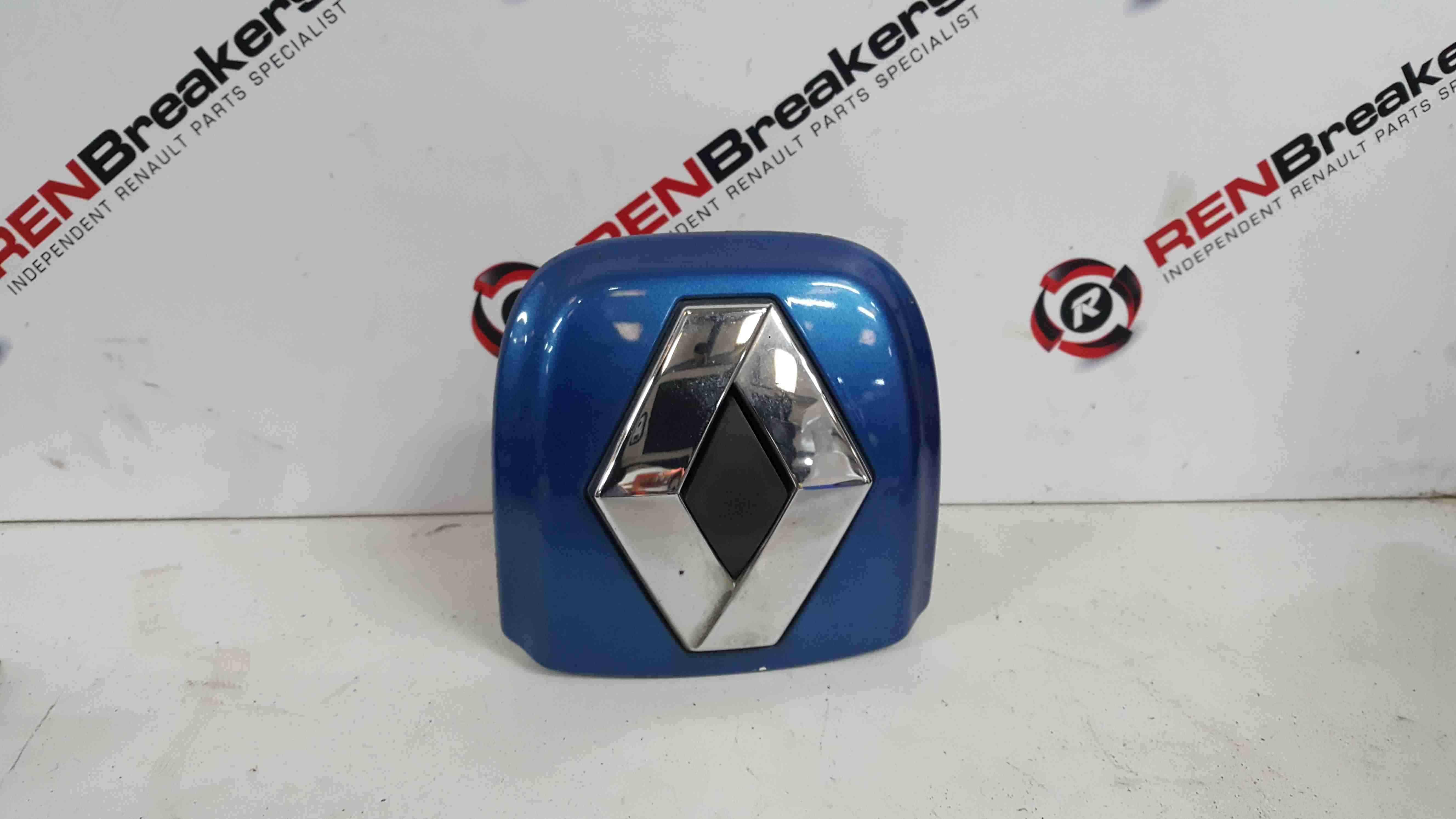 Renault Clio MK2 2001-2006 Boot Lock Blue TEI45 Mechanism