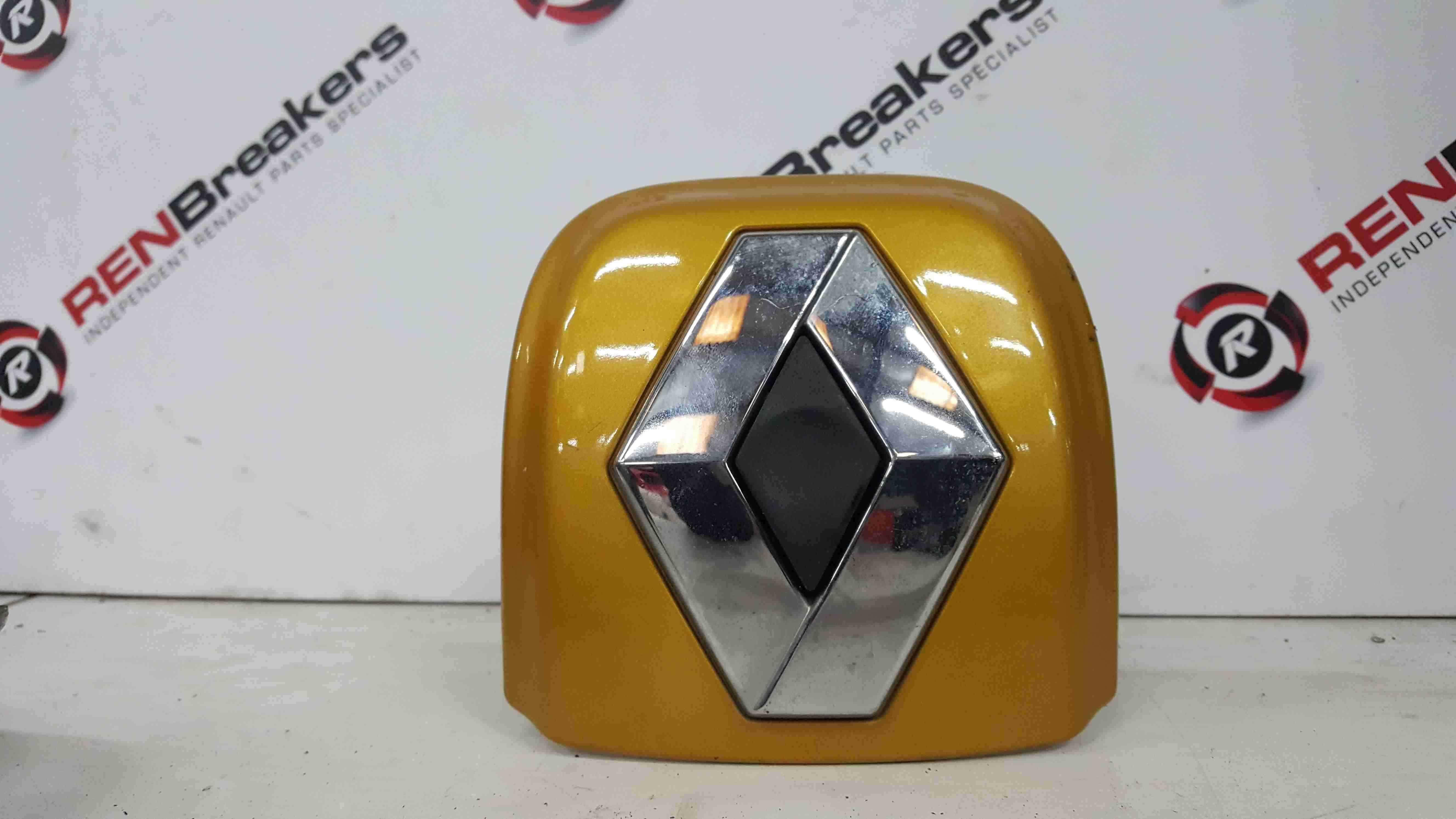 Renault Clio MK2 2001-2006 Boot Lock Mechanism Gold