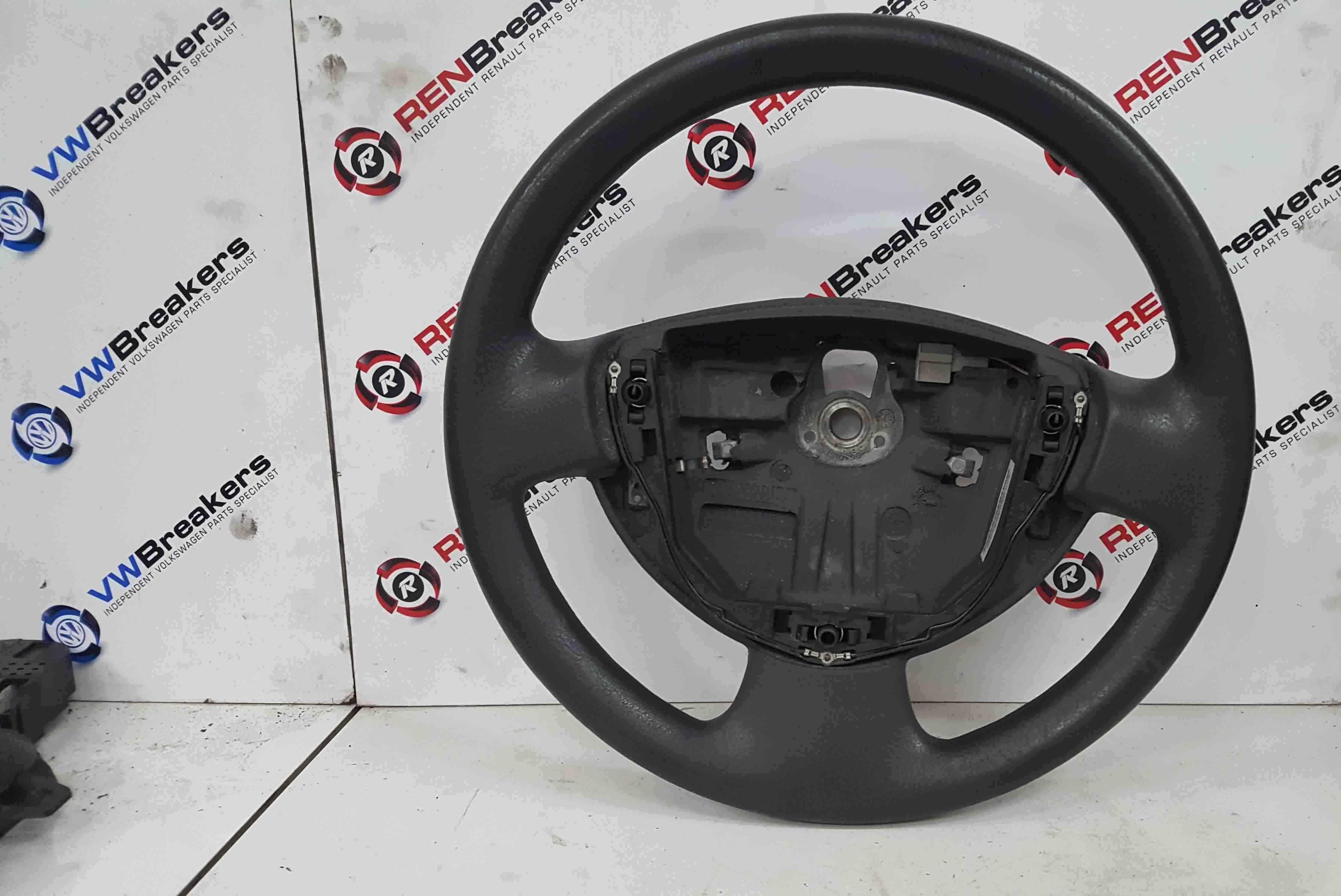 Renault Clio MK2 2001-2006 Steering Wheel 8200057418