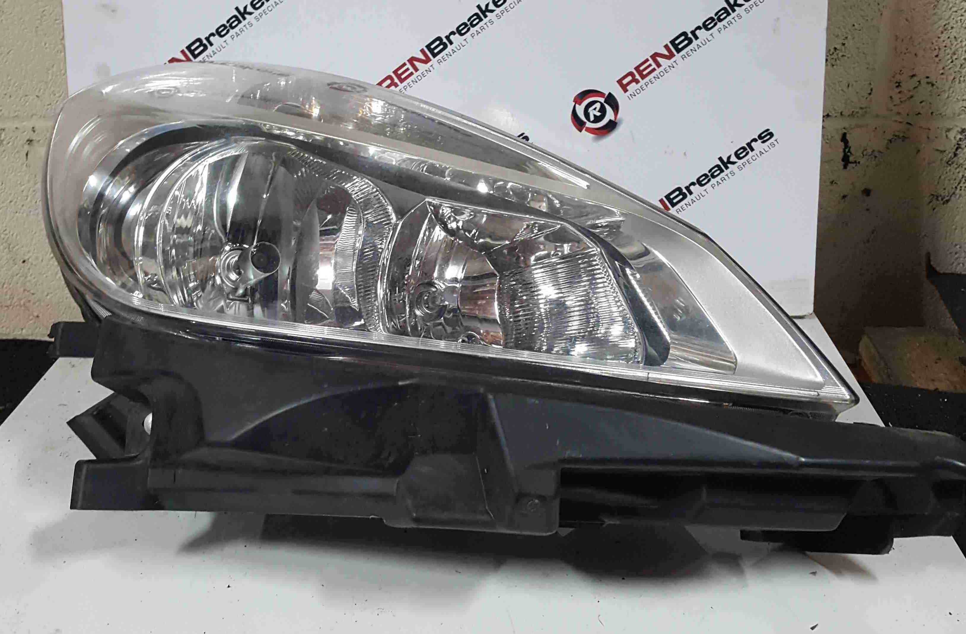 Renault Clio MK3 2005-2009 Drivers OSF Front Headlight AM