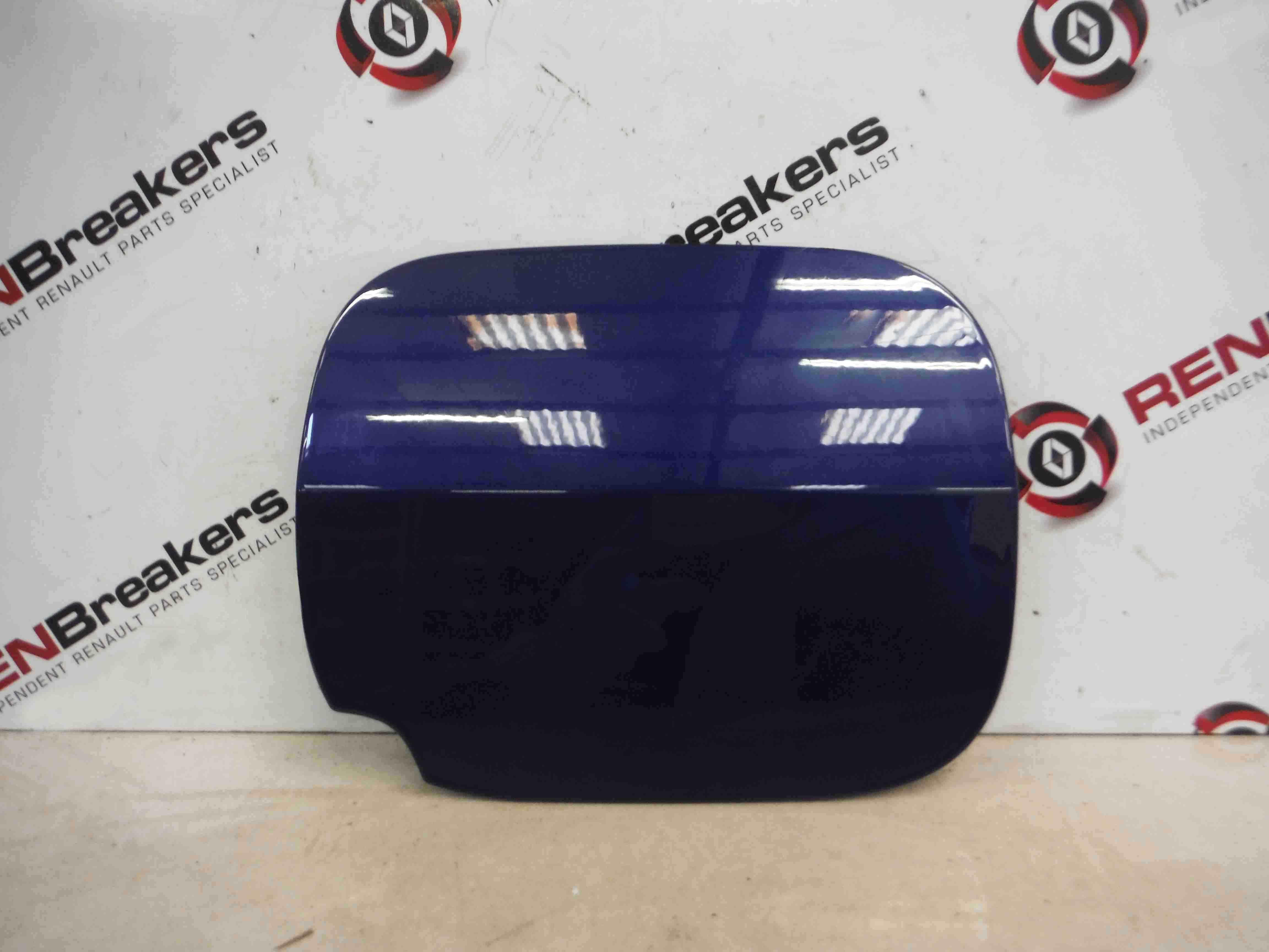 Renault Clio MK3 2005-2009 Fuel Cap Flap Cover Blue NV432  8200290088