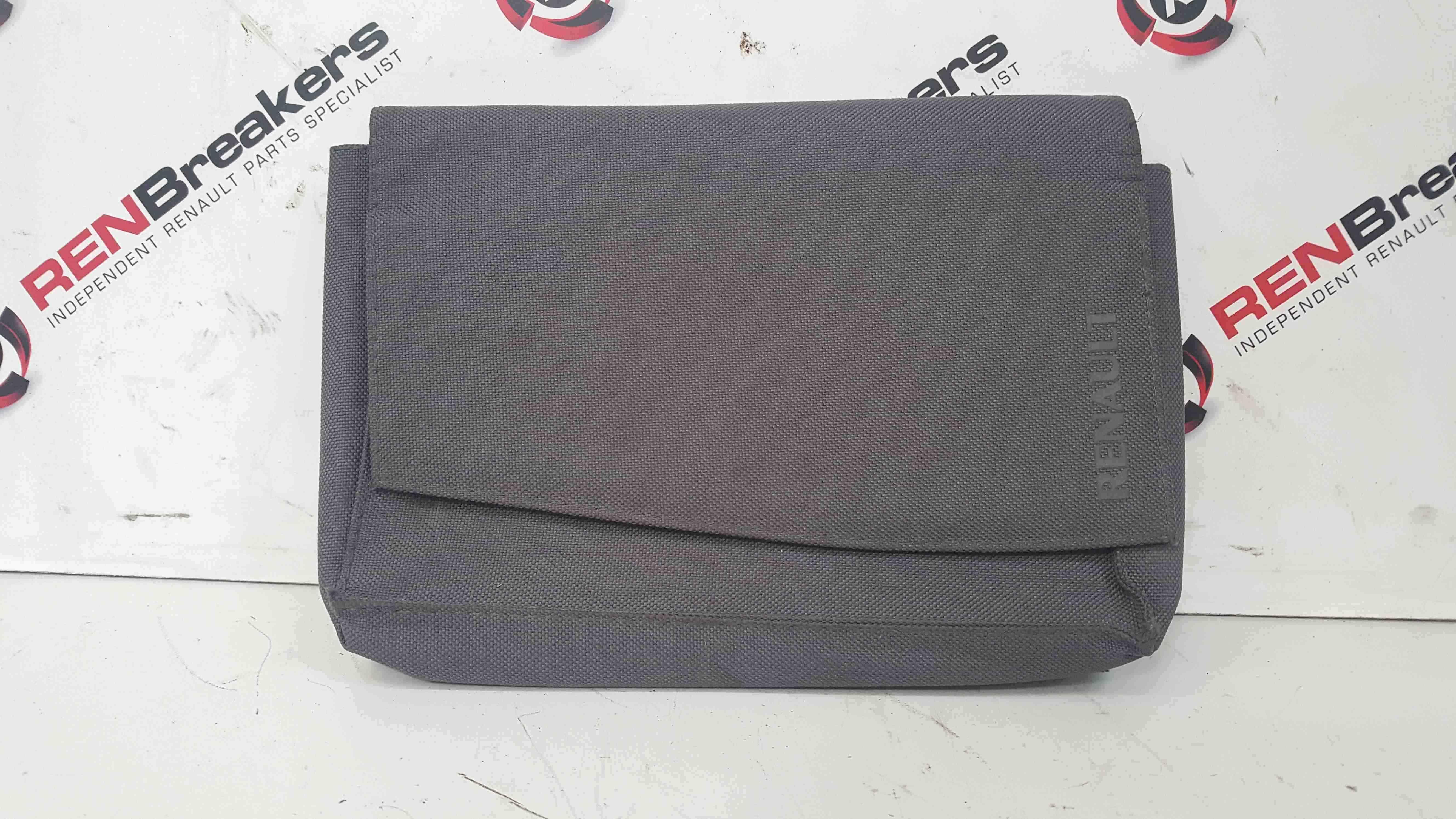 Renault Clio MK3 2005-2012 Empty Document Folder Wallet