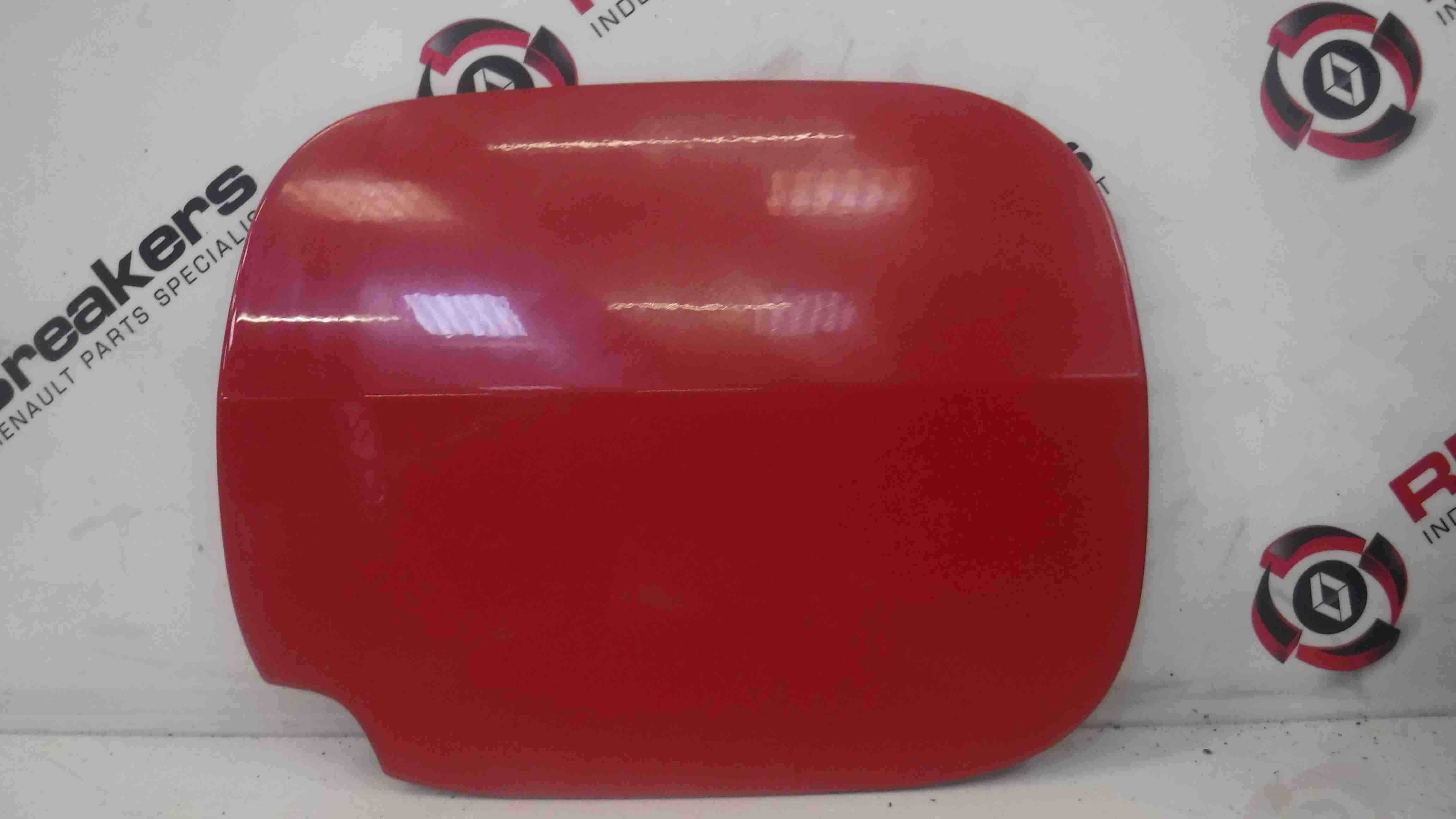 Renault Clio MK3 2005-2012 Fuel Flap Cover Red 727  8200290088