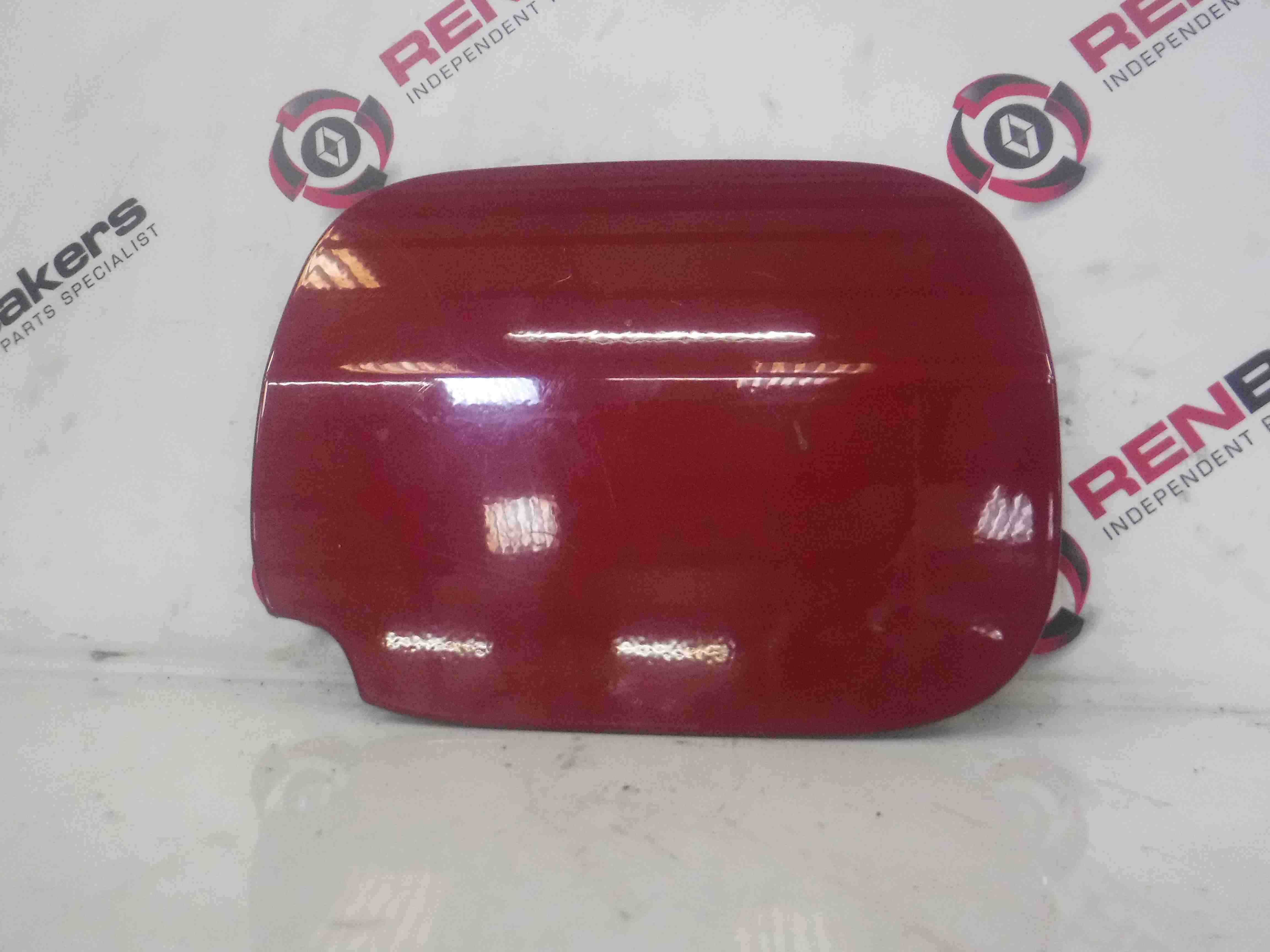 Renault Clio MK3 2005-2012 Fuel Flap Cover Red TENNJ  8200290088