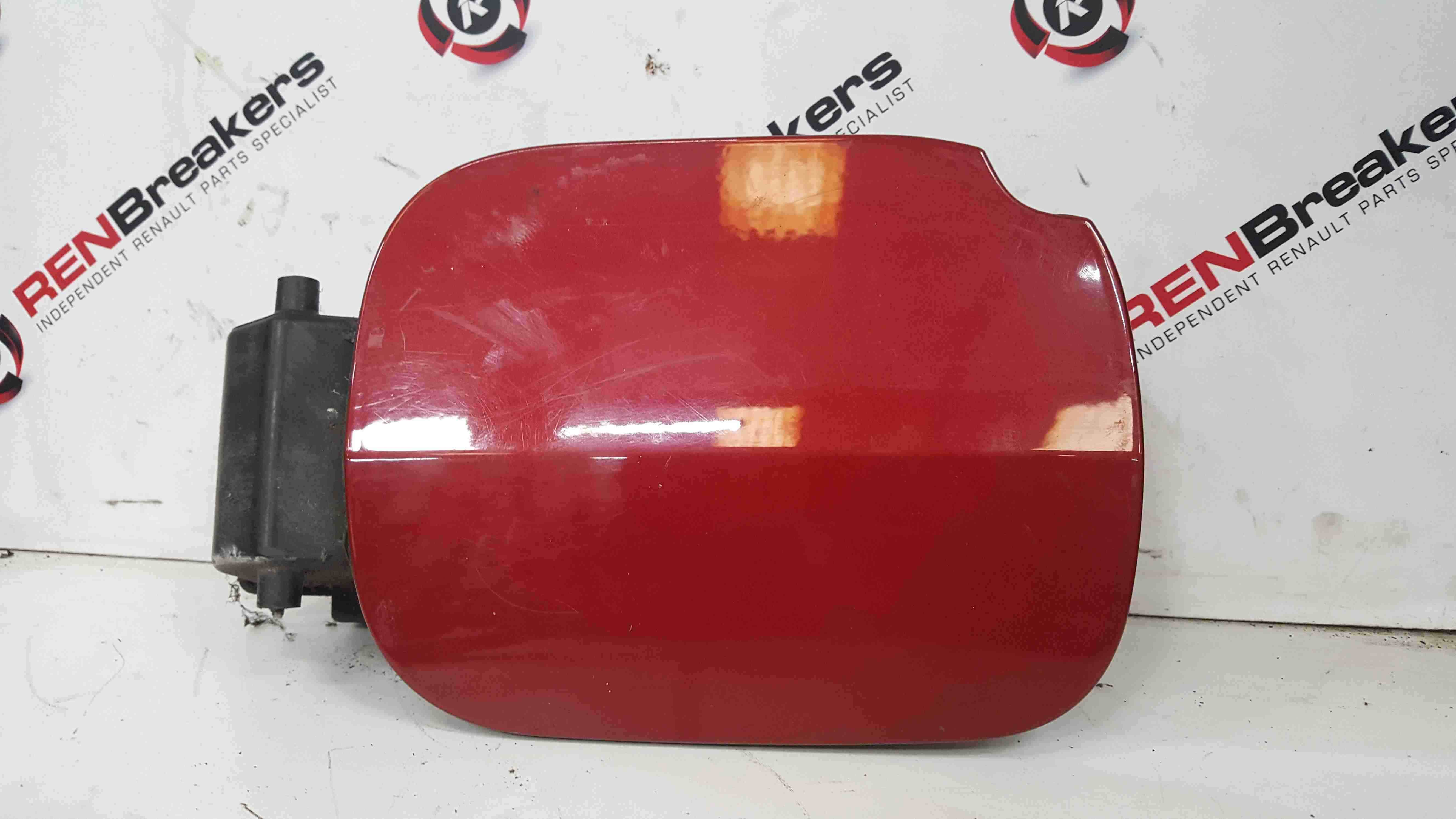 Renault Clio MK3 2005-2012 Fuel Flap Cover Red TENNJ