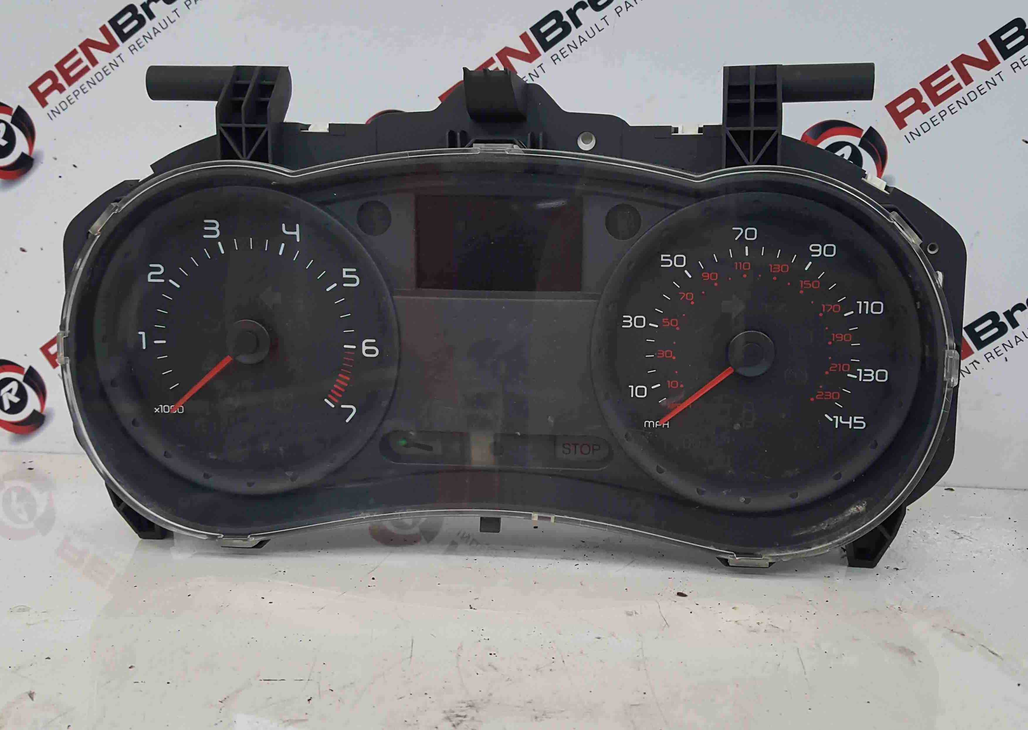 Renault Clio MK3 2005-2012 Instrument Panel Dials Clocks 137K 8200316825