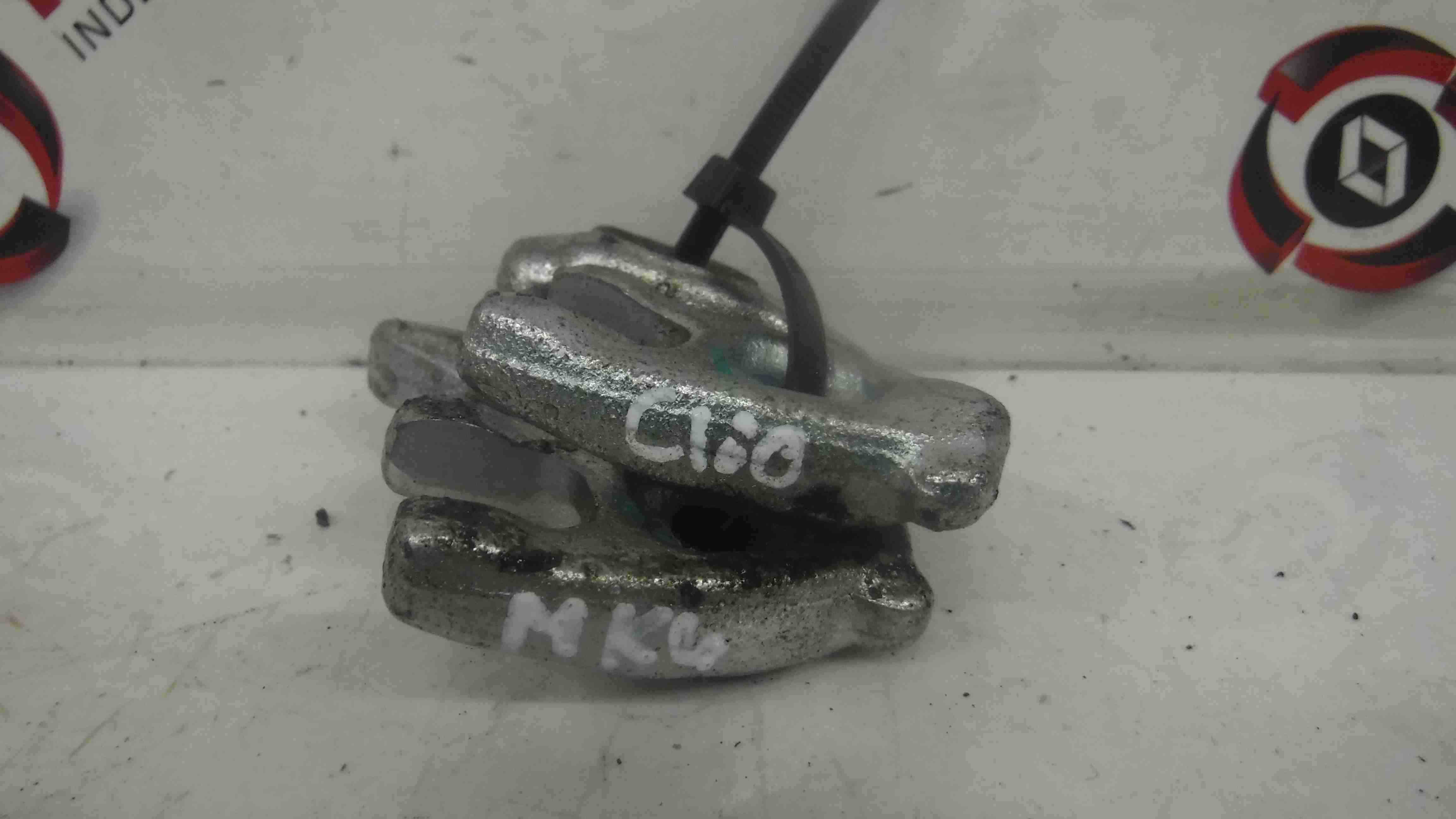 Renault Clio MK4 2013-2015 1.5 dCi Injector Clamps X4