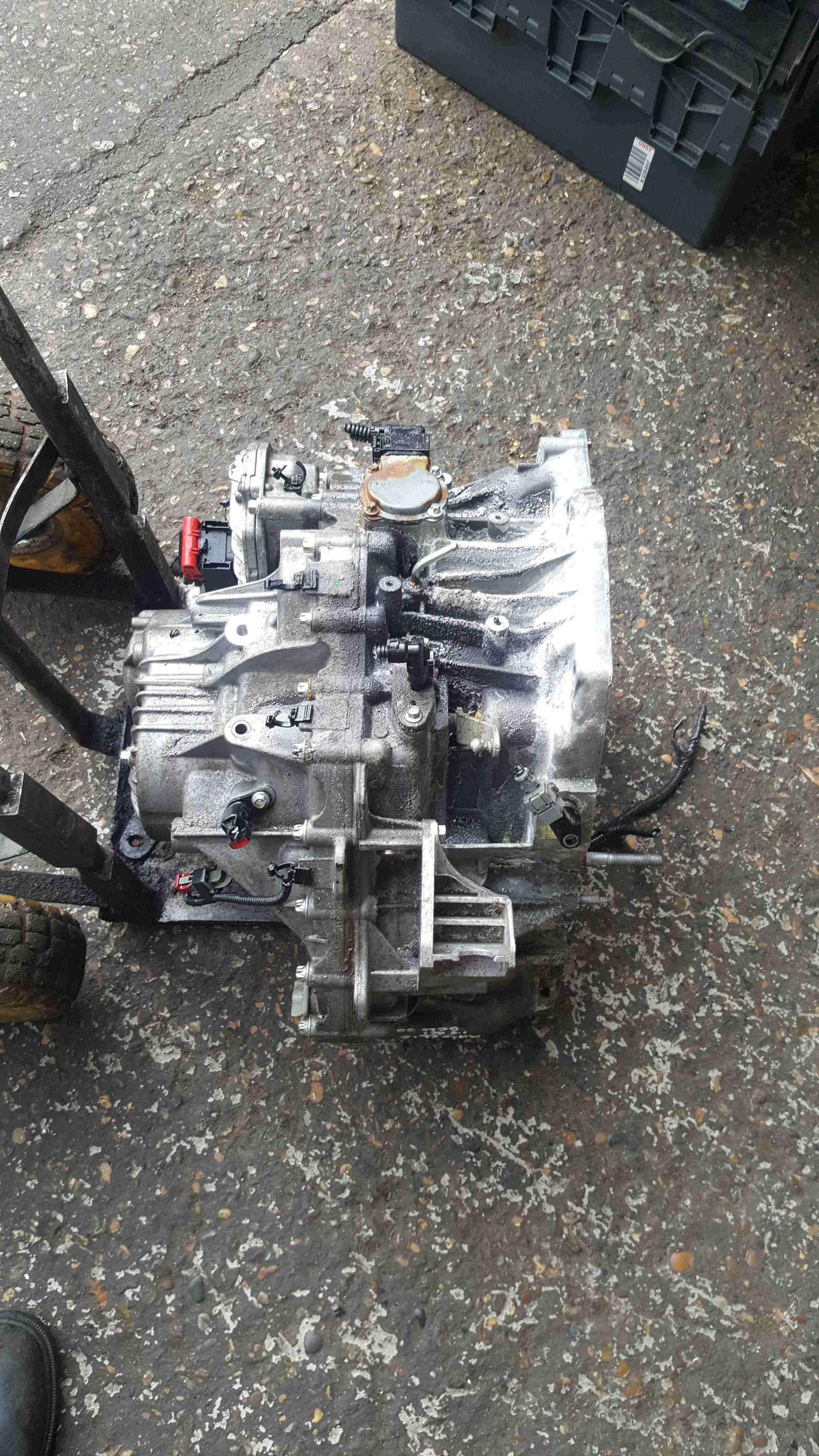Renault Clio MK4 2013-2018 1.5 DCi Automatic Gearbox DC4 005