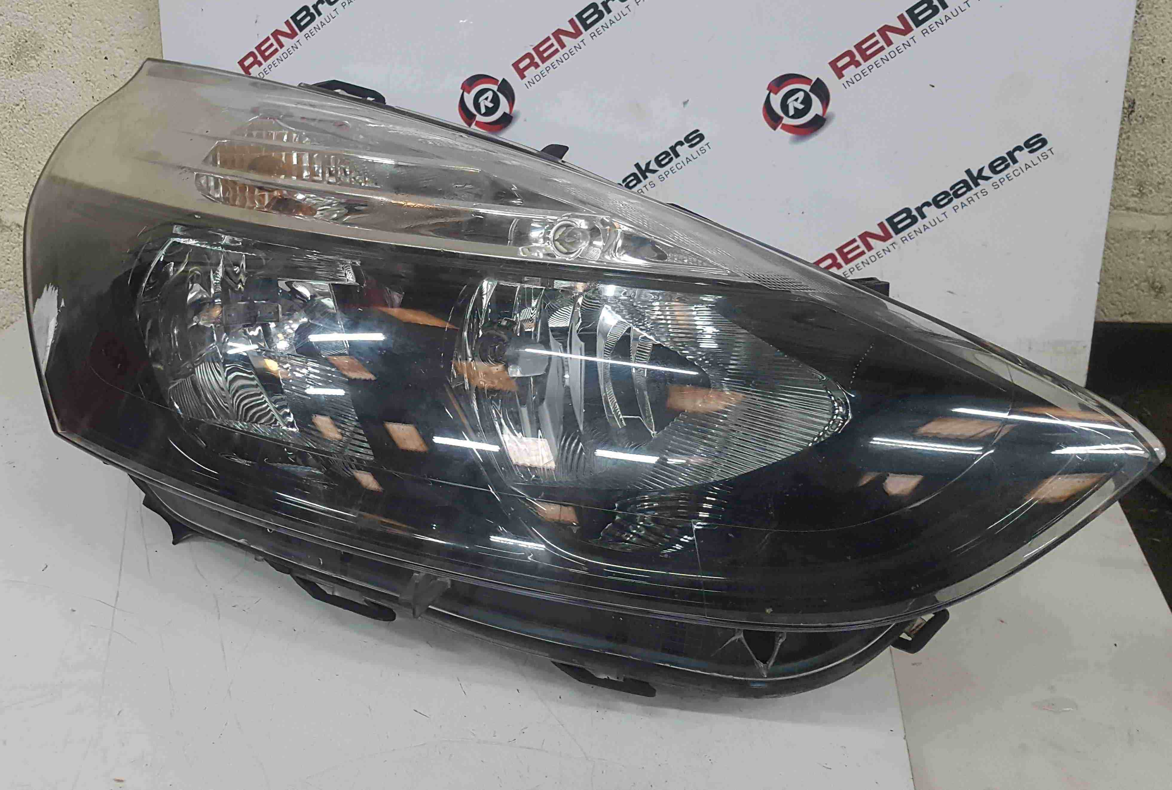 Renault Clio MK4 2013-2018 Drivers OSF Front Halogen Headlight SPARES 260105942R