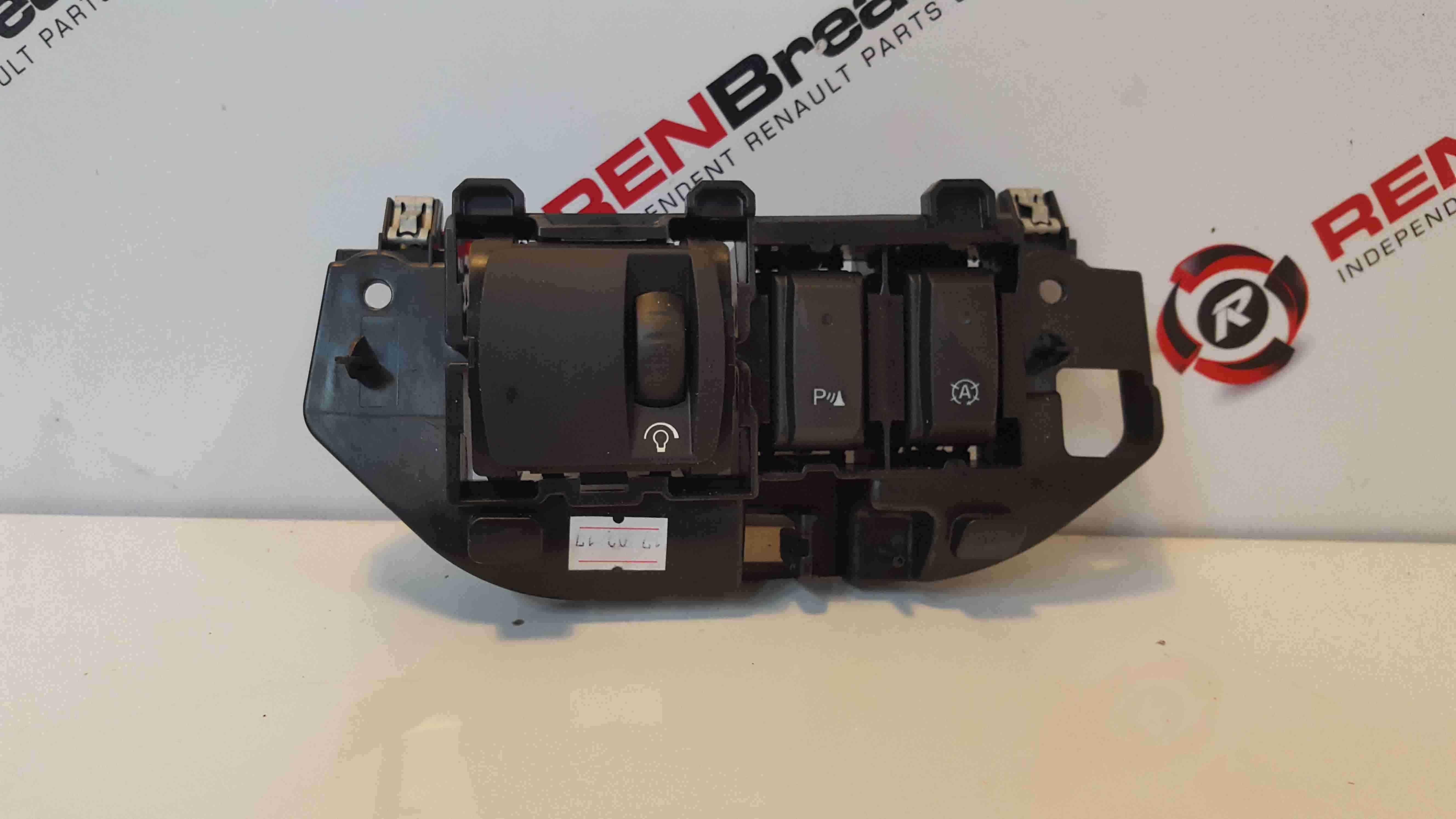 Renault Clio MK4 2013-2018 Headlight Adjuster Panel A Button