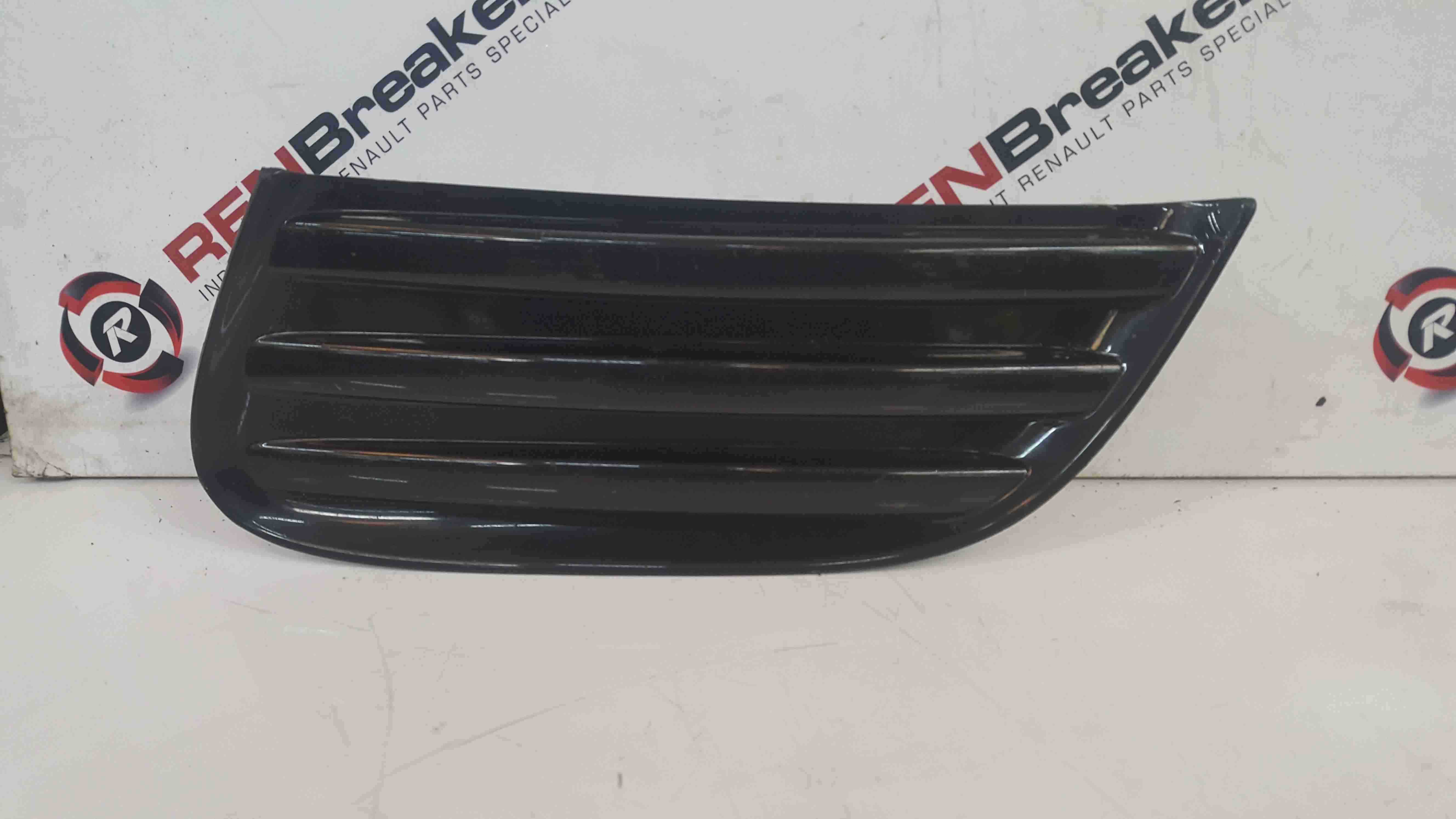 Renault Clio MK4 2019-2021 Drivers OSF Front Bumper Grill