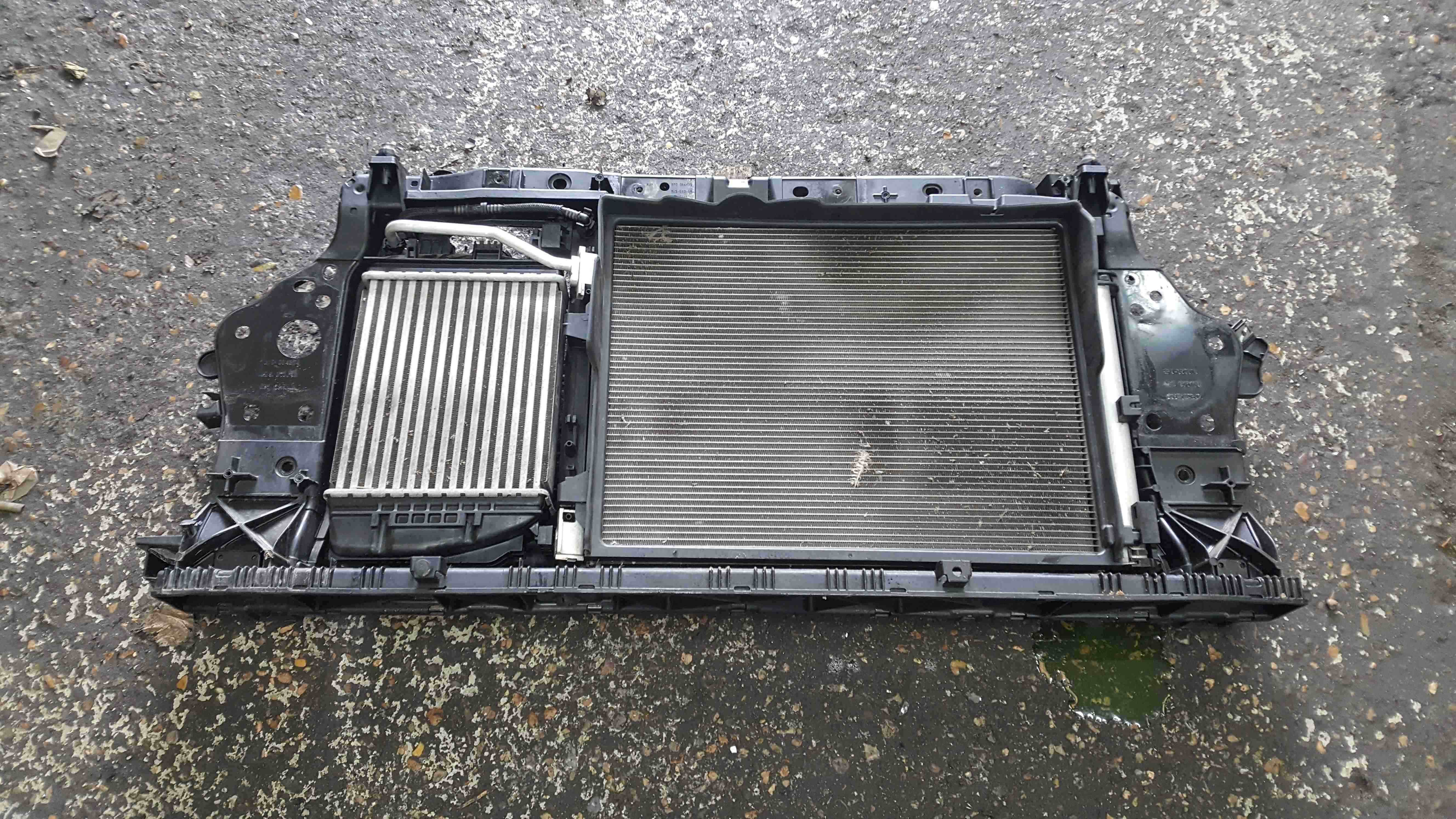Renault Clio MK5 2019-2021 1.3 TCe Radiator Rad Pack Cooling Fan 144961019R