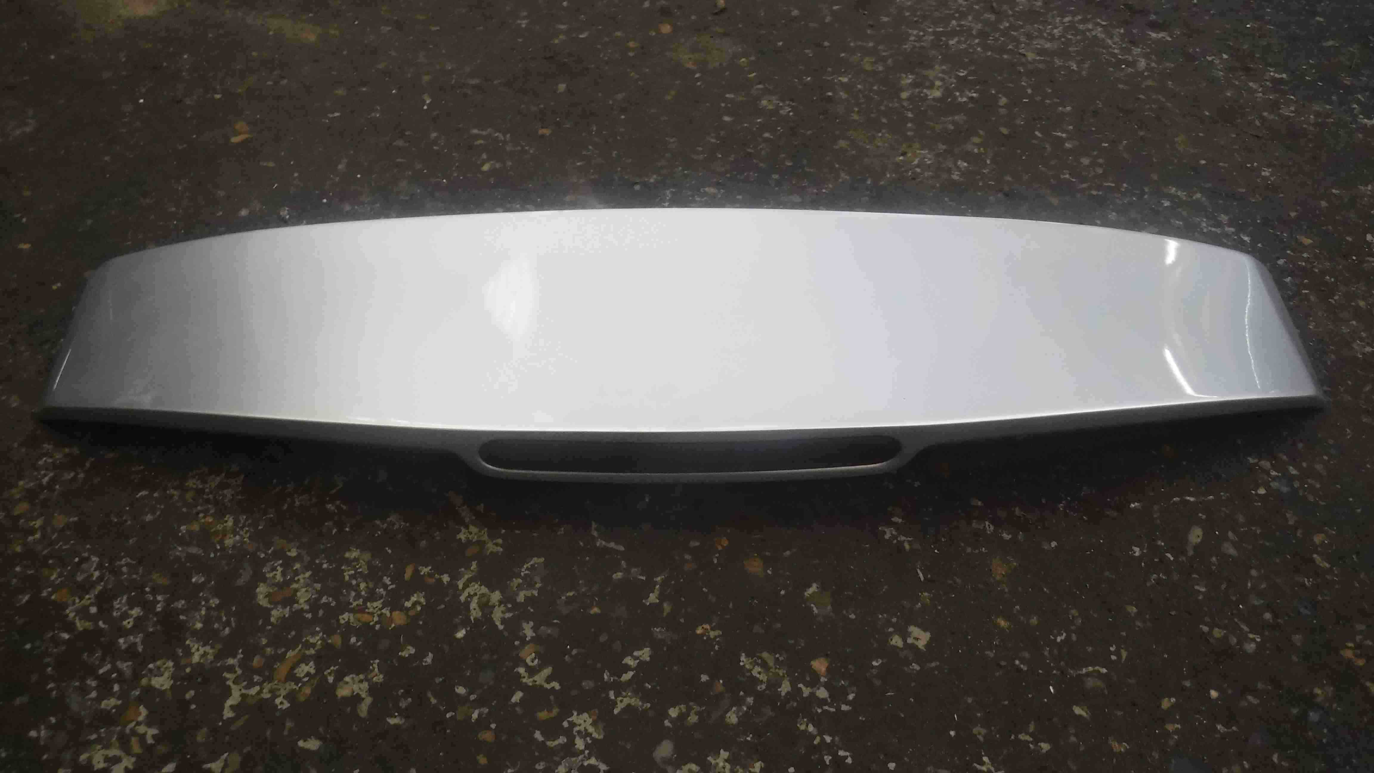 Renault Clio Sport 2001 2006 Cup 172 182 Rear Boot Tailgate Spoiler Silver 647 Store Renault Breakers Used Renault Car Parts Spares Specialist