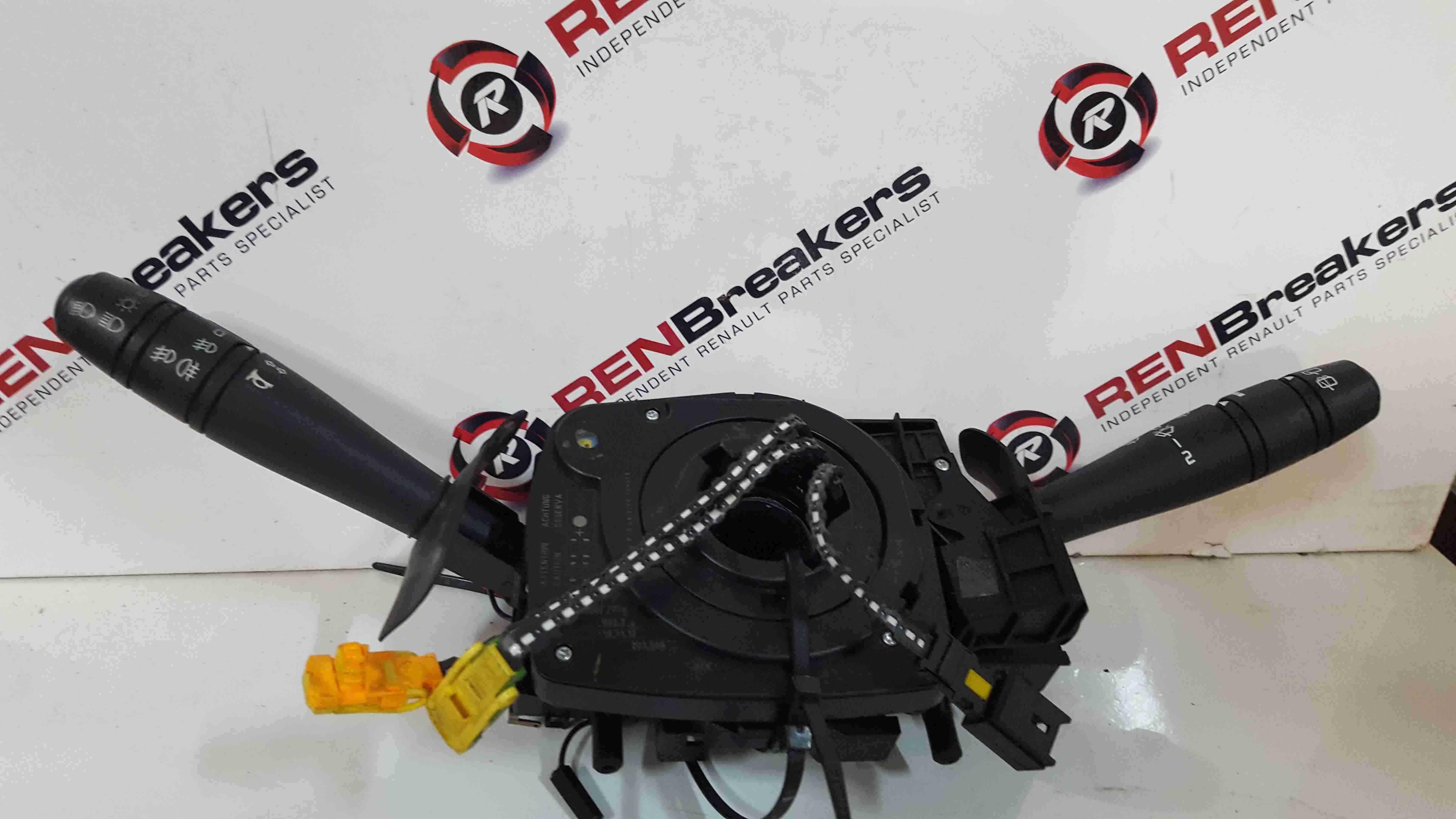 Renault Clio Sport MK2 1998-2001 Steering Squib Clock Spring Stalk Angle Sensor