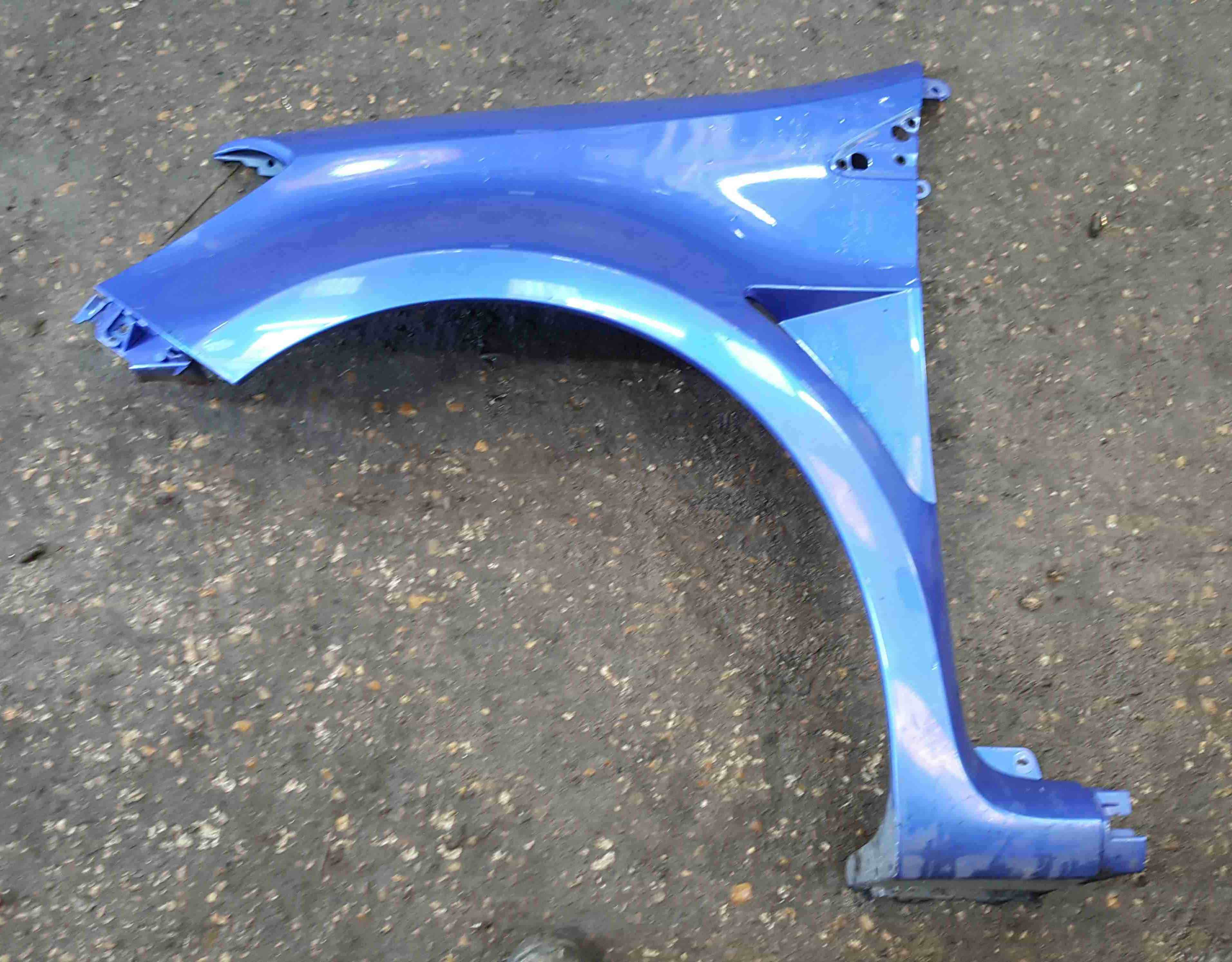 Renault Clio Sport MK3 2005-2009 197 Passenger NS Wing Blue TERNC