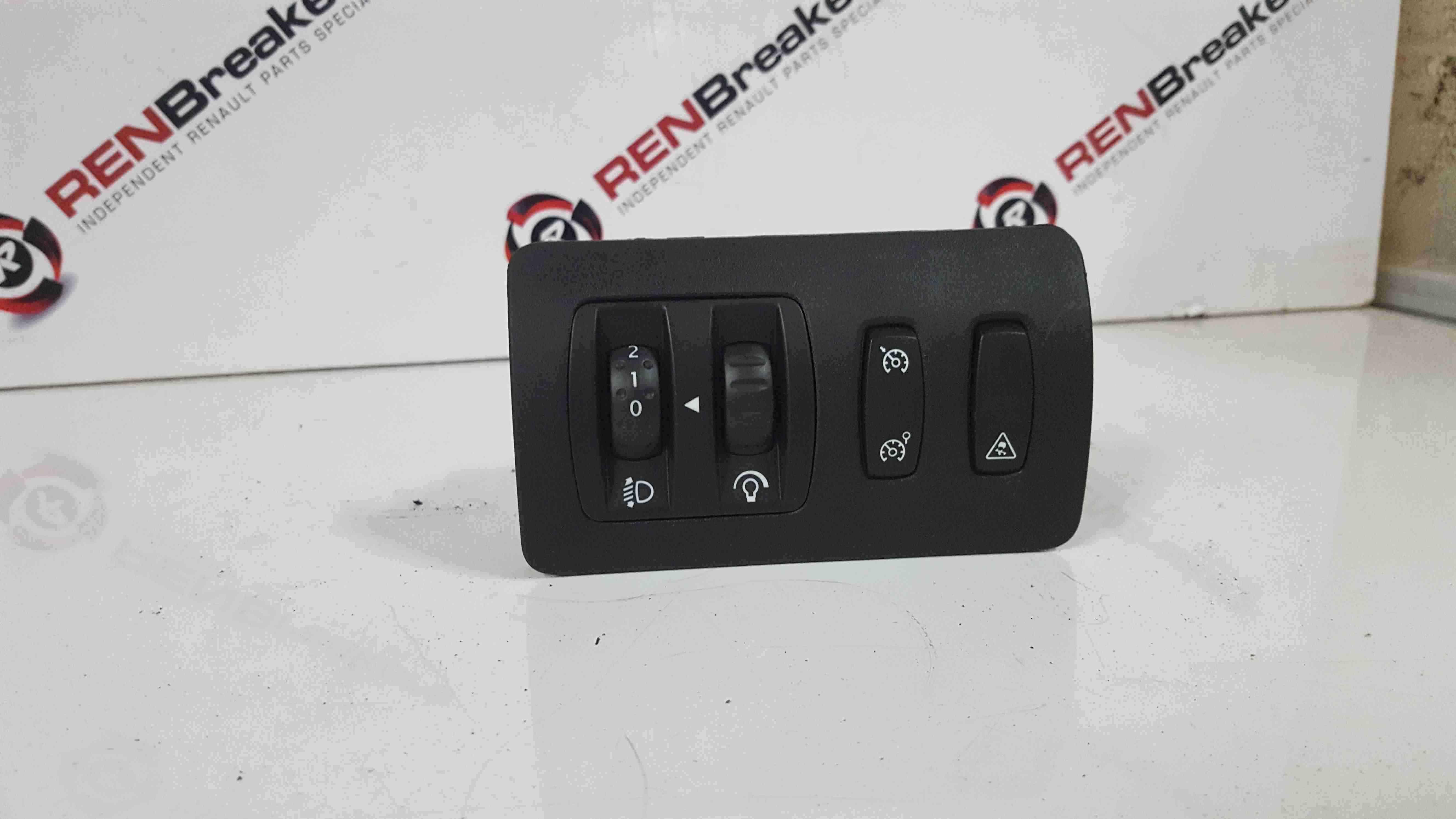 Renault Clio Sport MK3 2005-2009 Headlight Adjuster Cruise Control Switch