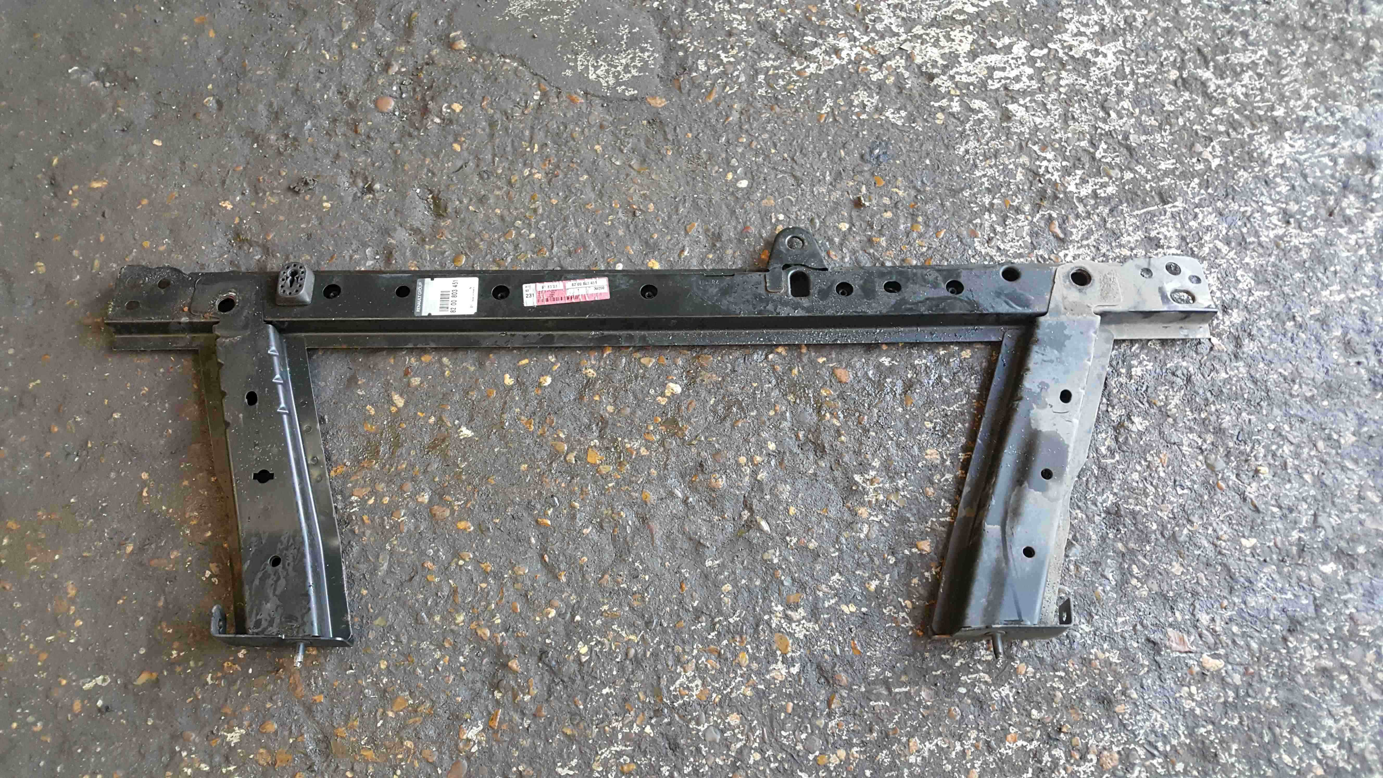Renault Clio Sport MK3 2005-2012 197 200 Radiator Subframe Support Front Panel