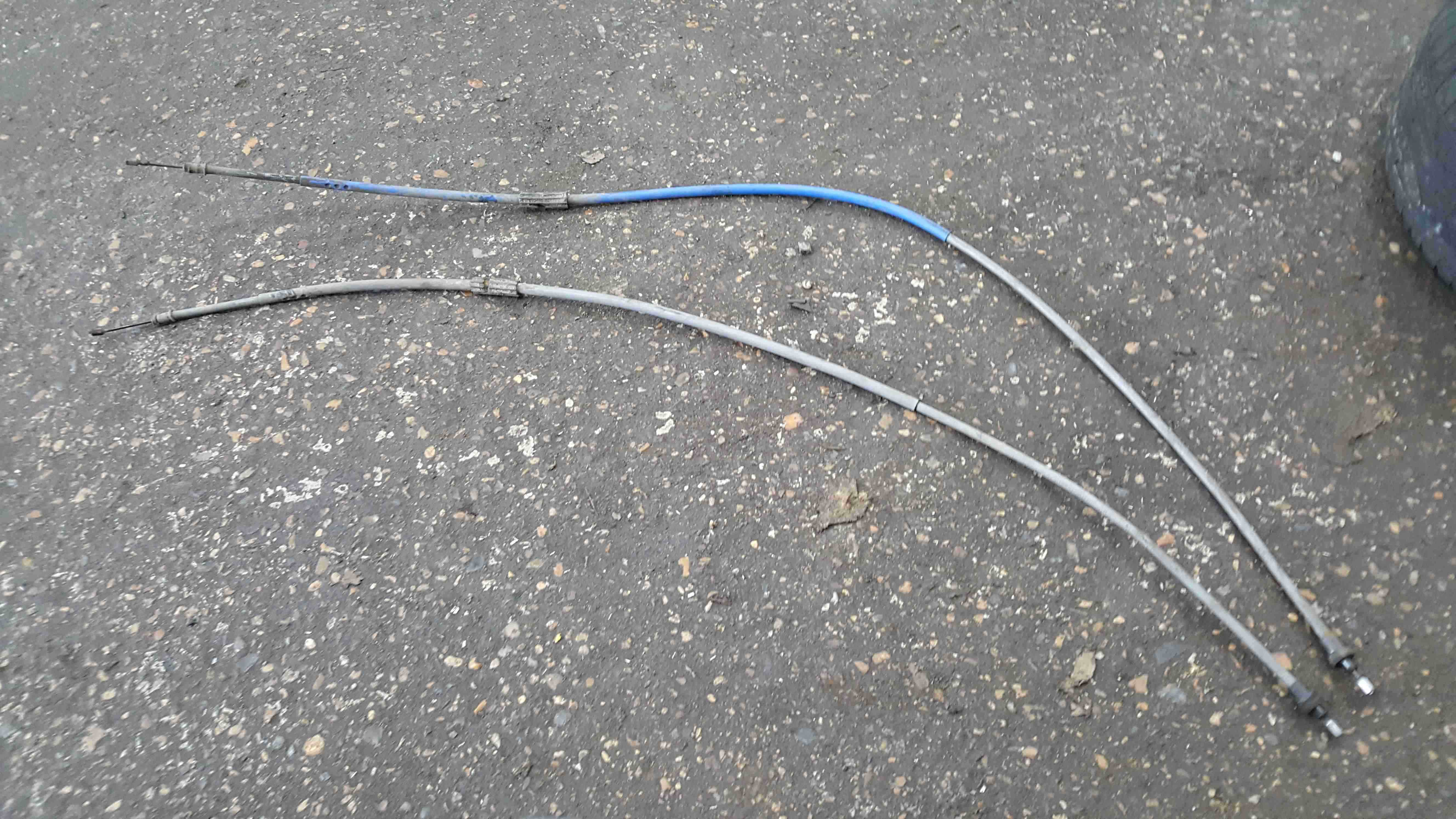 Renault Clio Sport MK3 2005-2012 197 Handbrake Cables