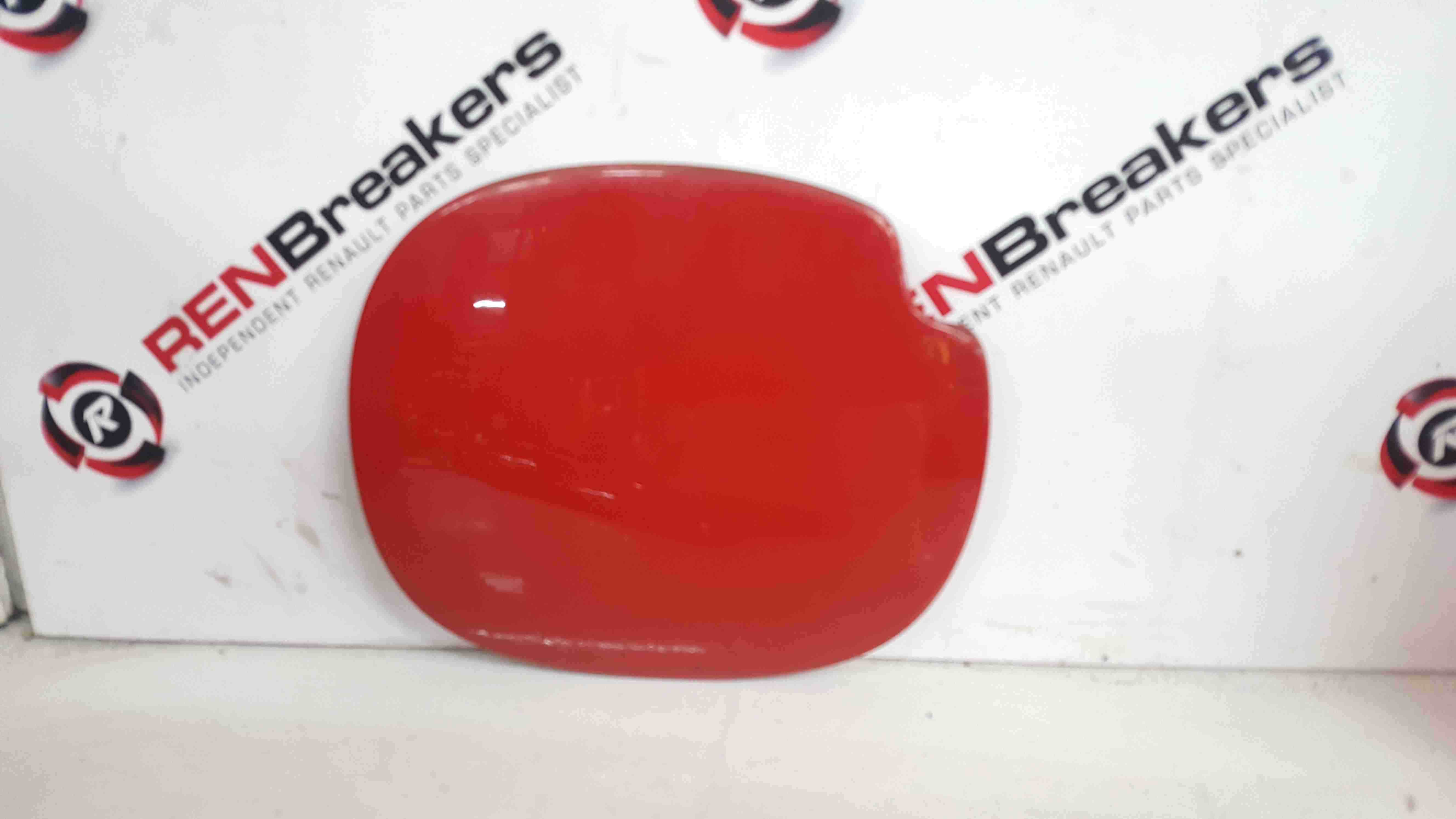 Renault Clio Sport Trophy MK2 2001-2005 Fuel Flap Cover Red OV727