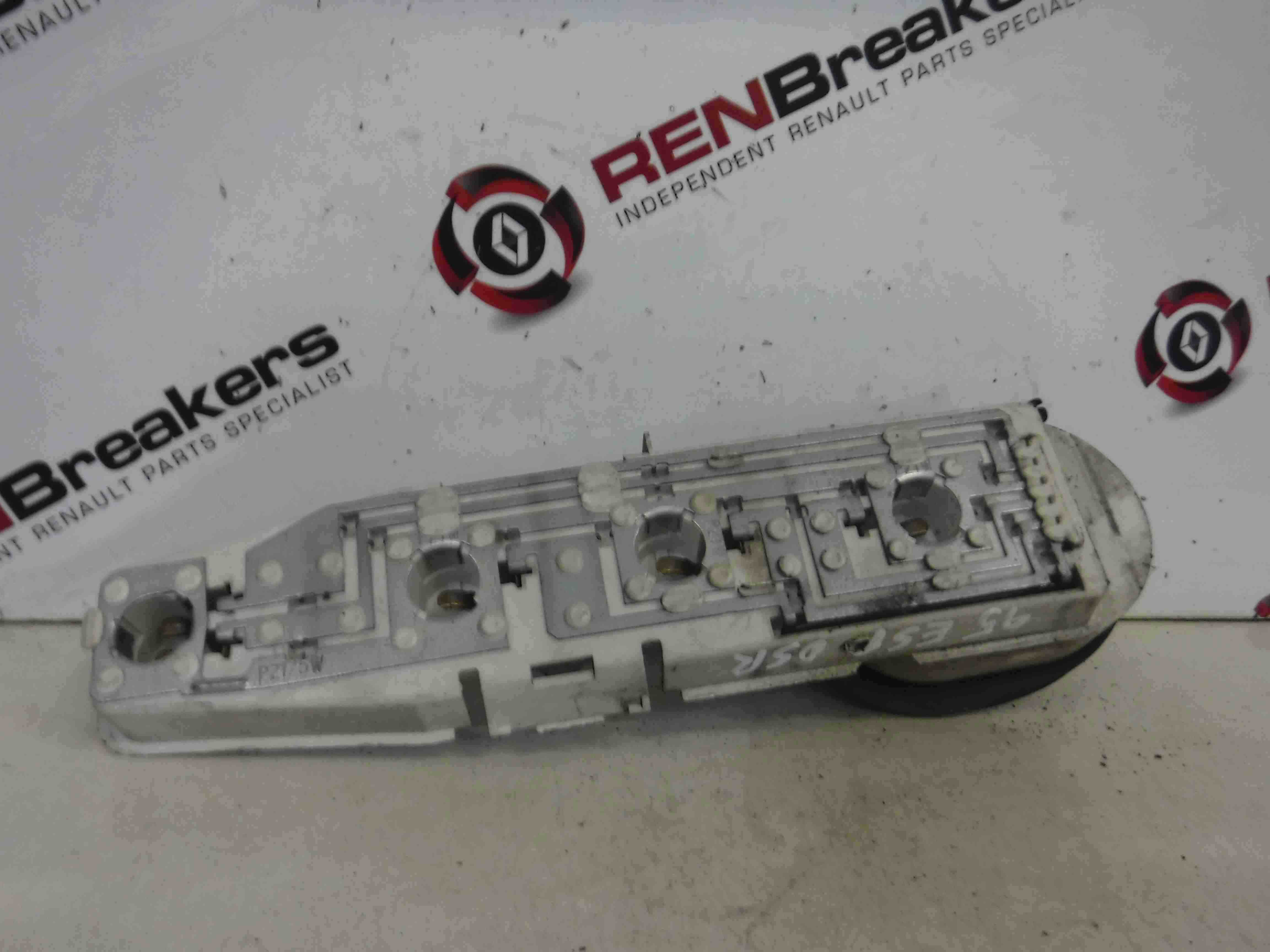 Renault Espace 1991-1997 Drivers OSR Rear Bulb Holder