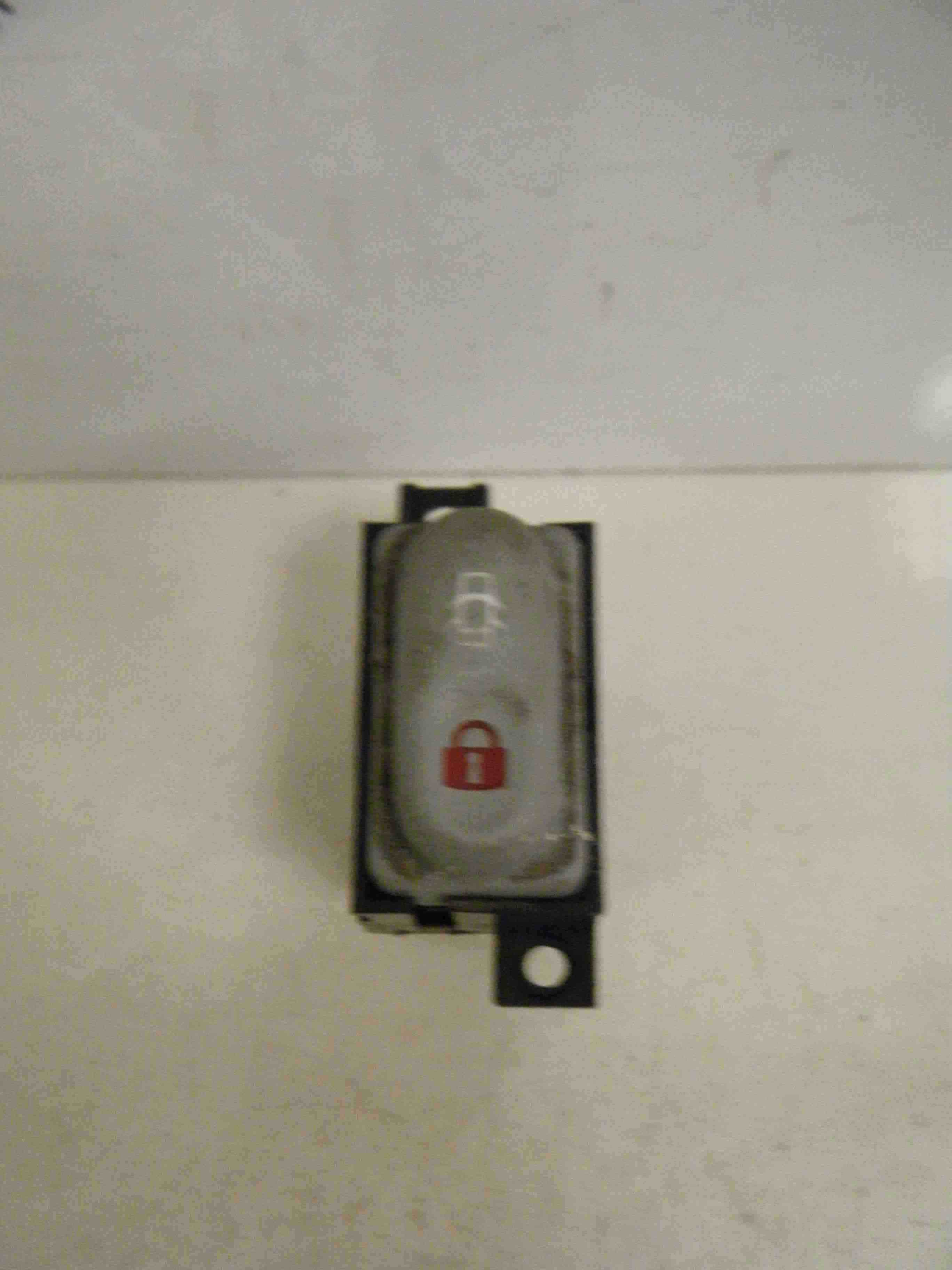 Renault Espace 1997-2003 Central Locking Switch Button 6025308163