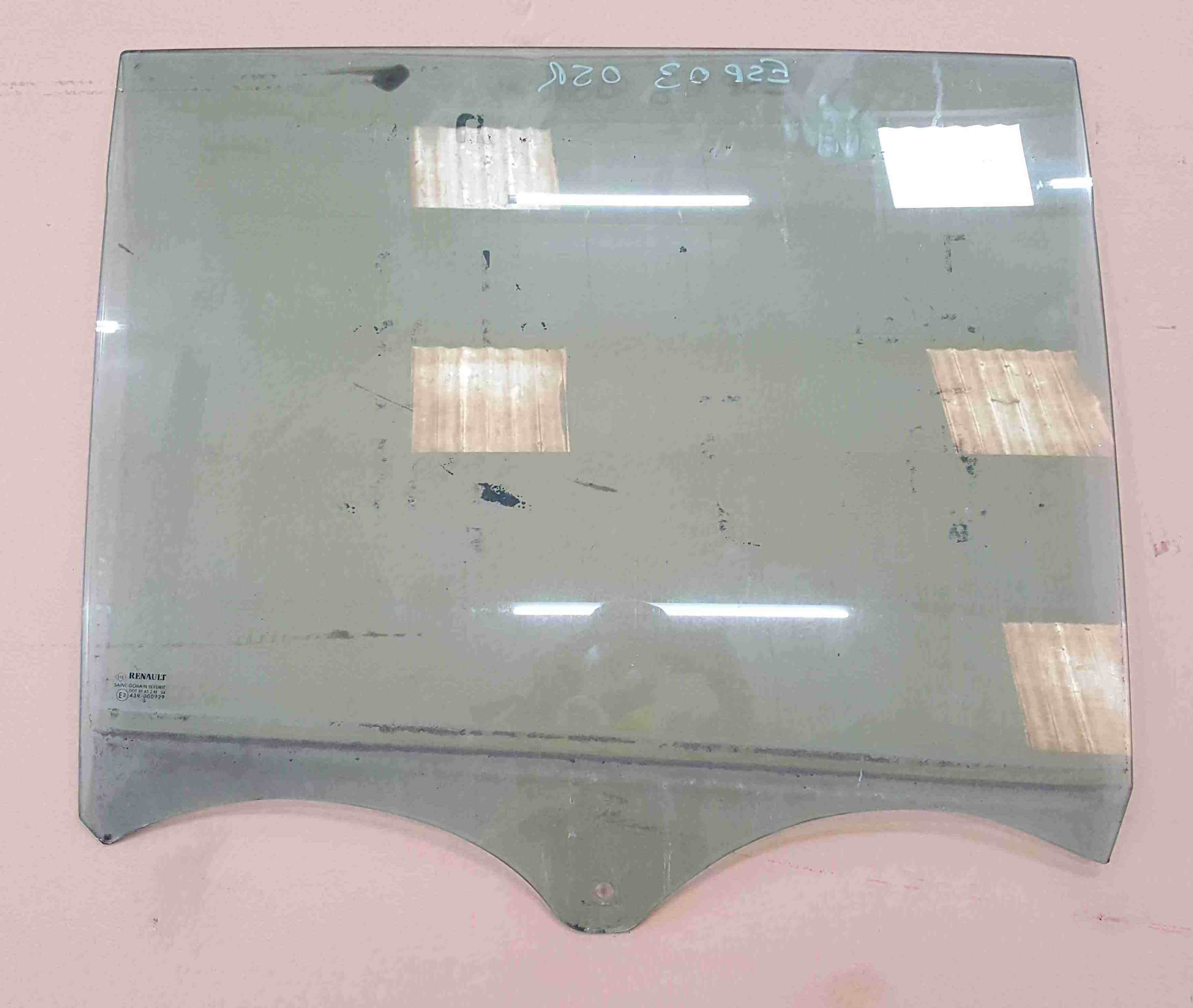Renault Espace 1997-2003 Drivers OSR Rear Window Glass