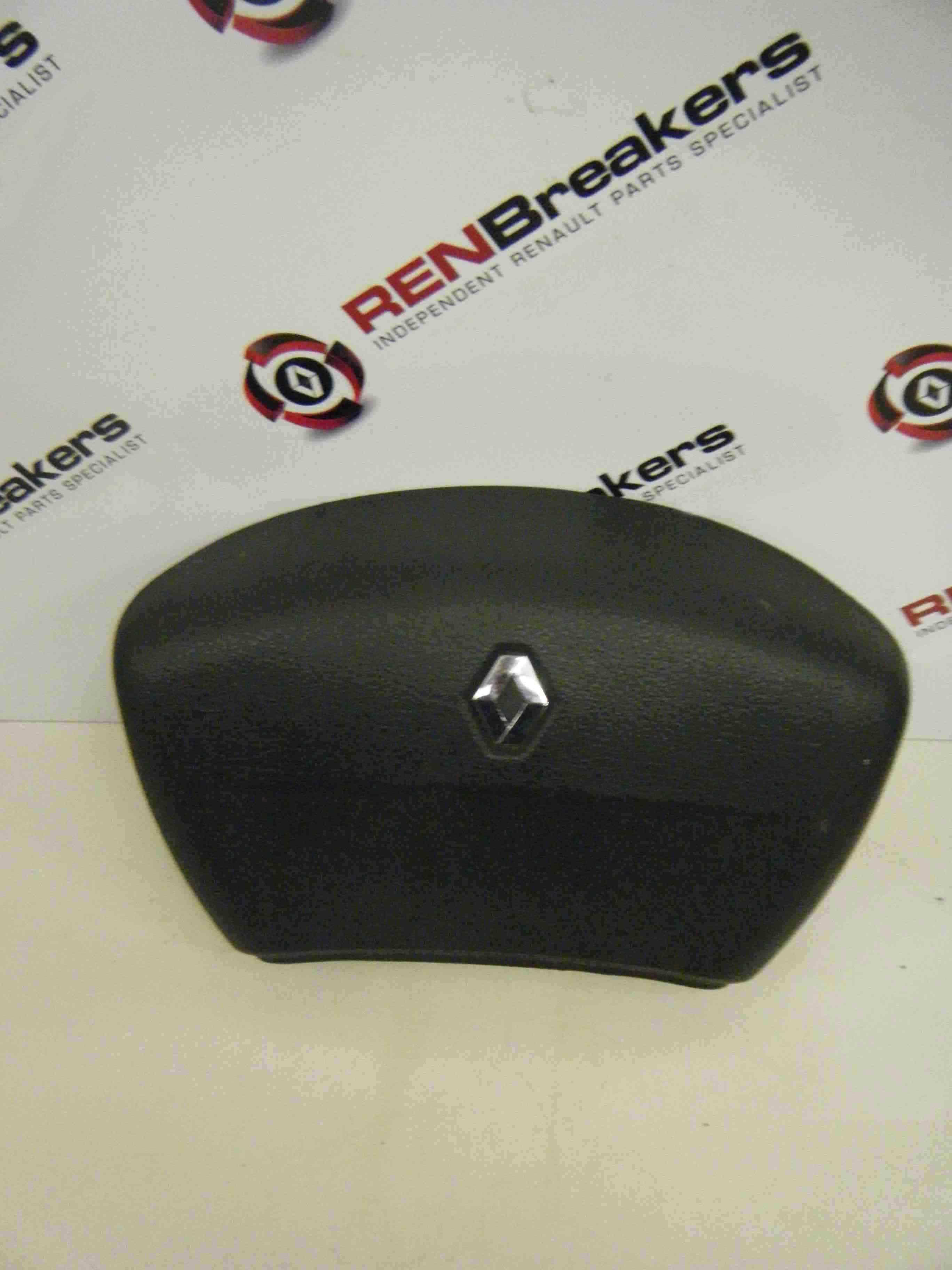 Renault Espace 2002-2006 Steering Wheel Airbag Drivers 8200071201
