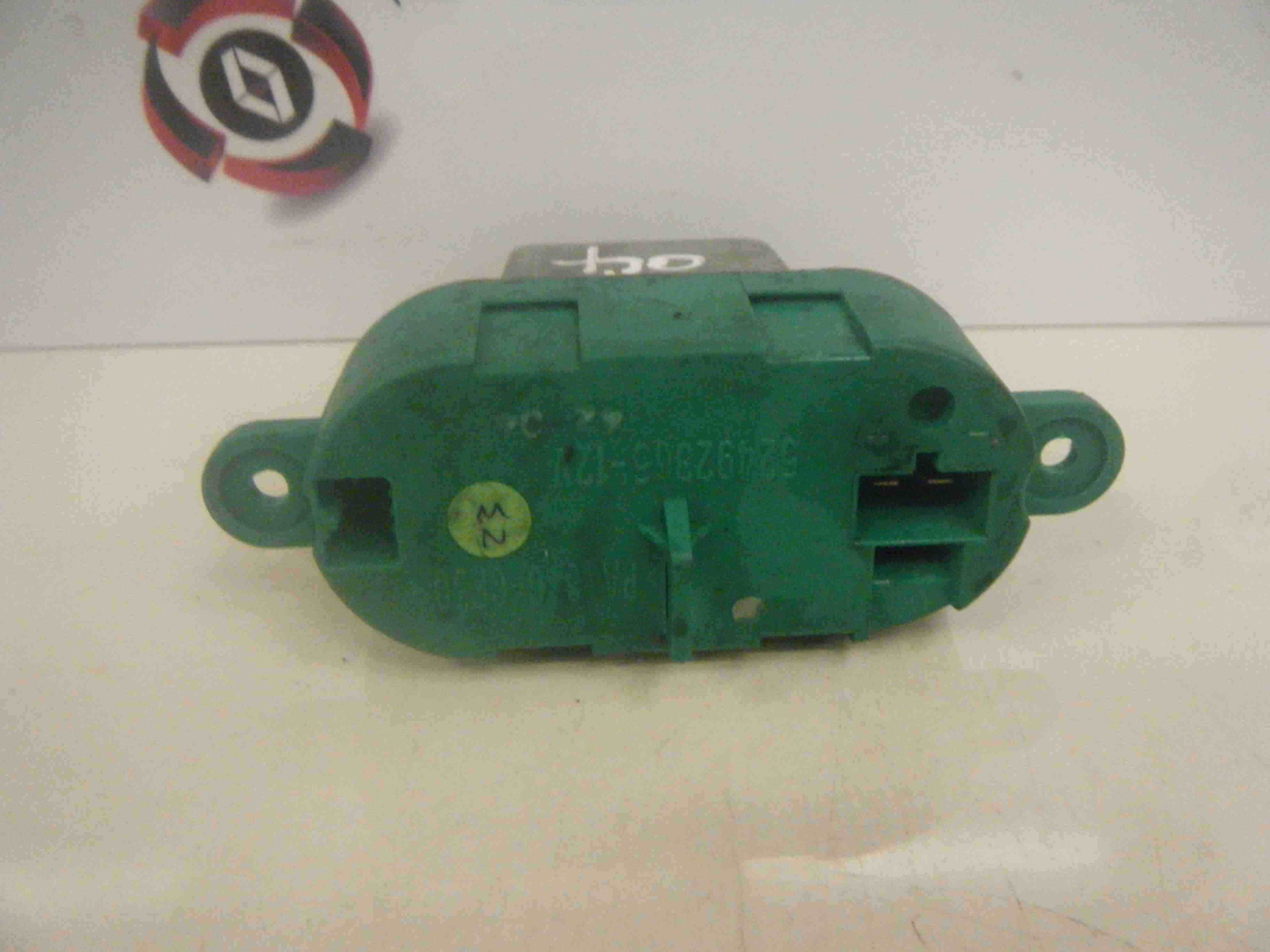 Renault Espace 2002 2013 Heater Blower Fan Resistor