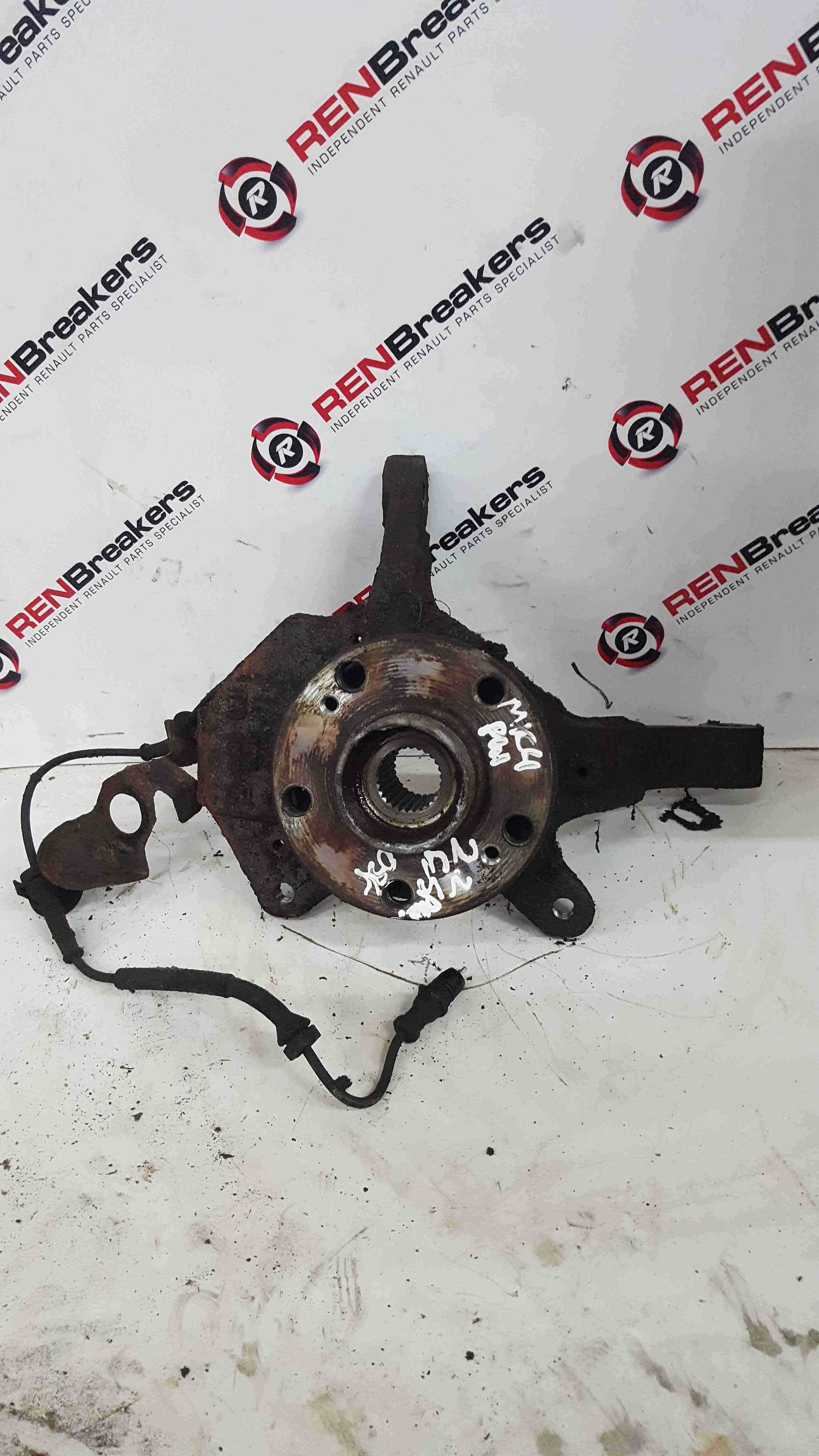 Renault Espace 2003-2013 2.2 DCi Drivers OSF Front Wheel Hub
