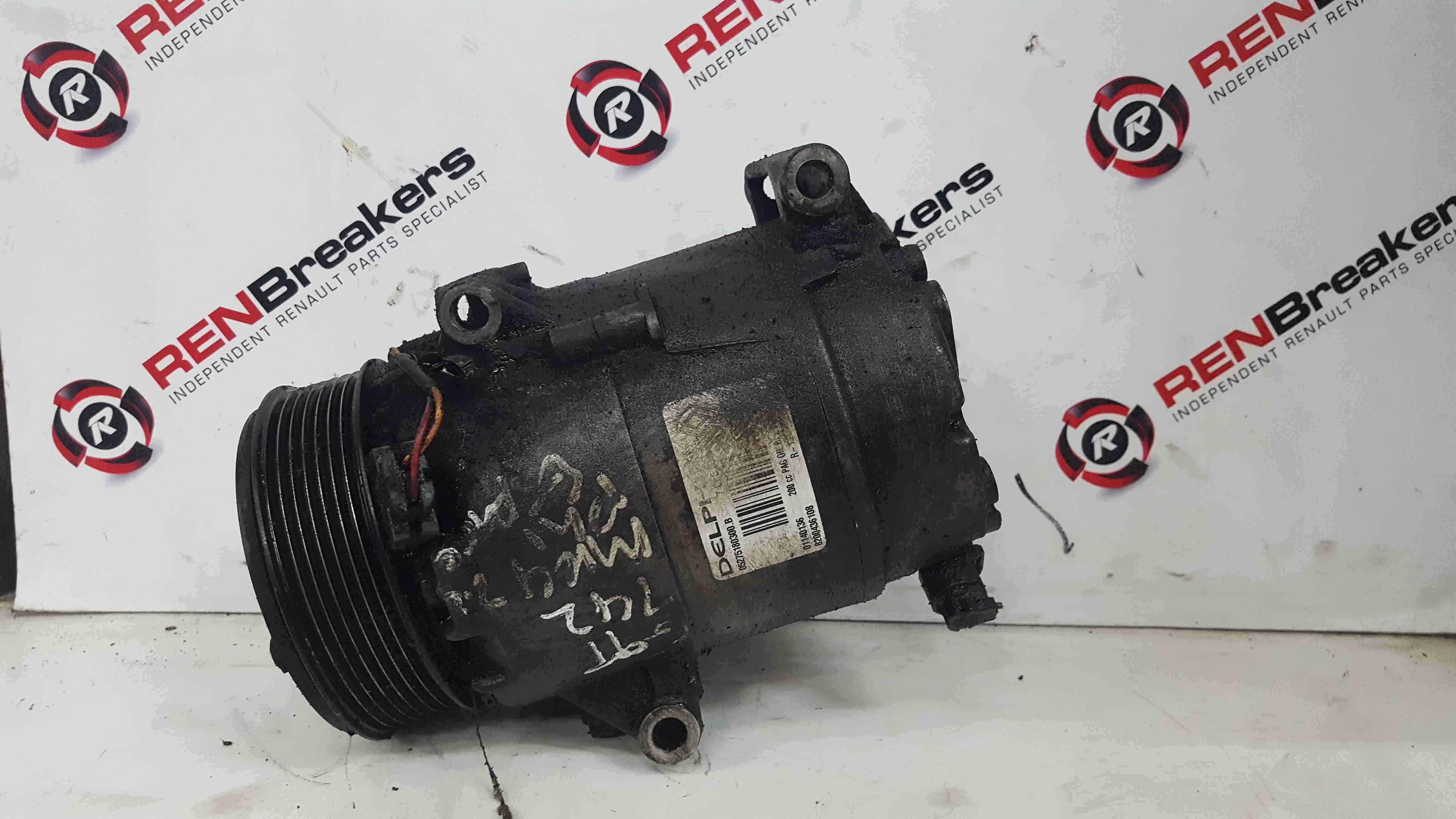 Renault Espace 2003-2013 Aircon Pump Compressor Unit 8200436108