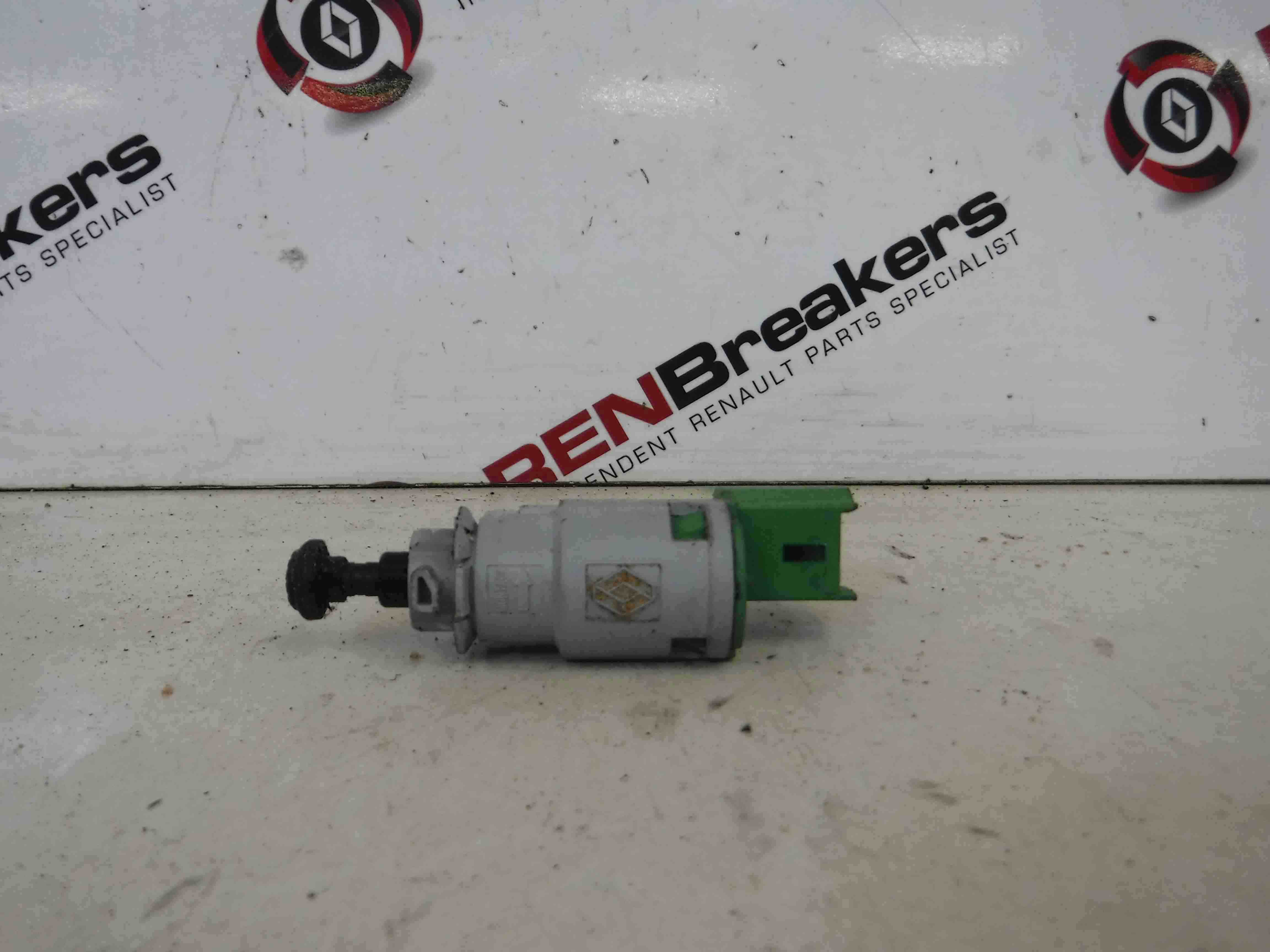Renault Espace 2003-2013 Clutch Pedal Switch Sensor Green 8200276360