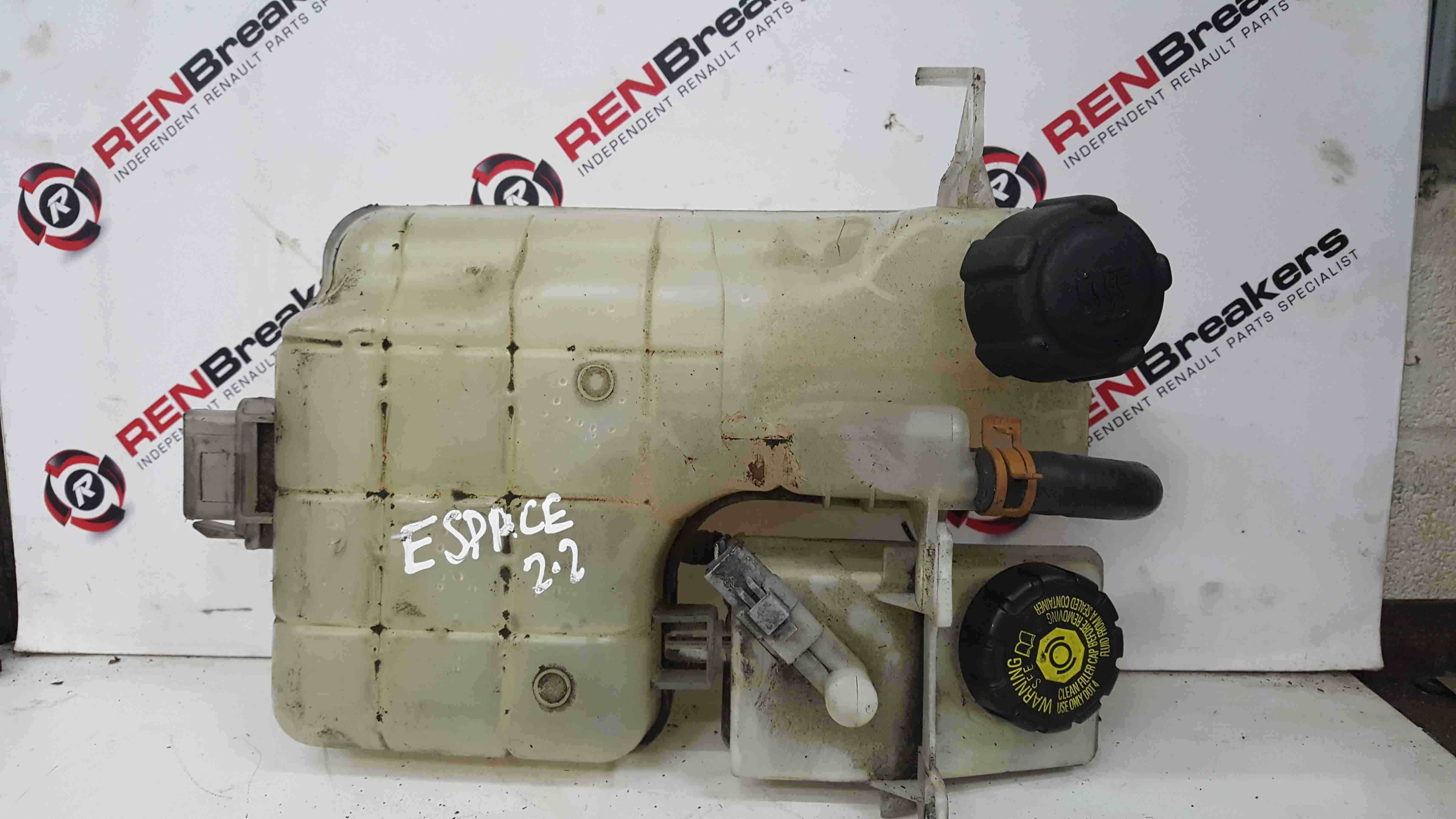 Renault Espace 2003-2013 Coolant Bottle Steering 8200339746