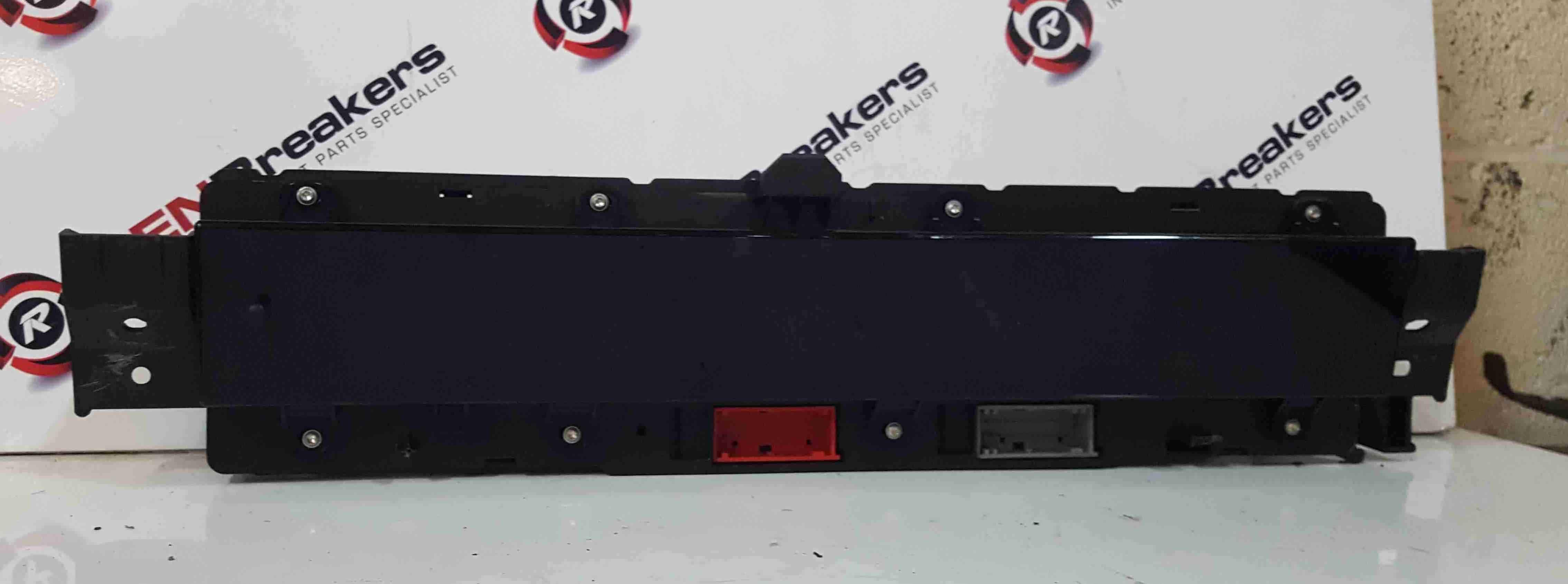 Renault Espace 2003-2013 Dashboard Clocks Dials Speedo 8200980658